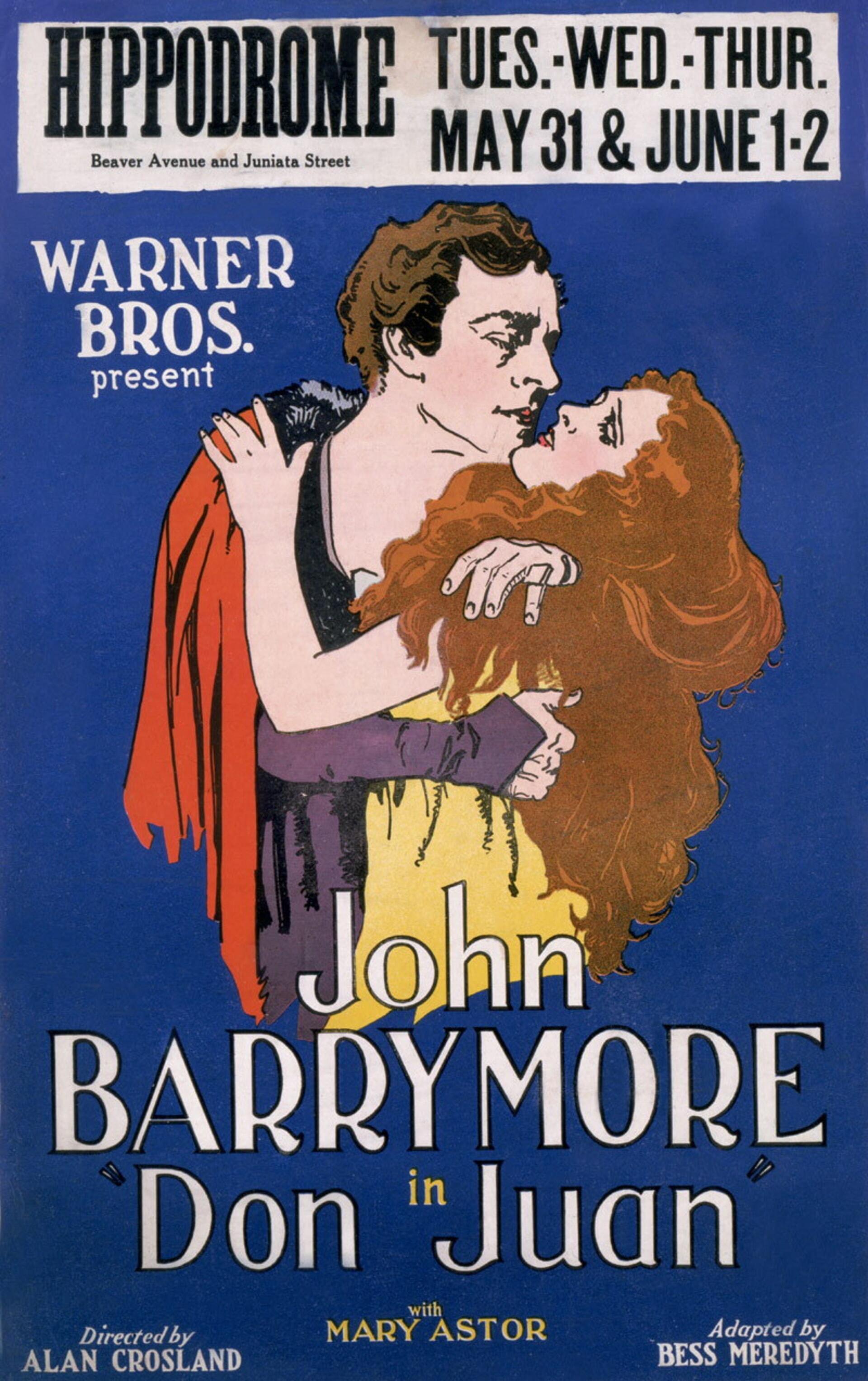 WarnerBros com   Don Juan   Movies