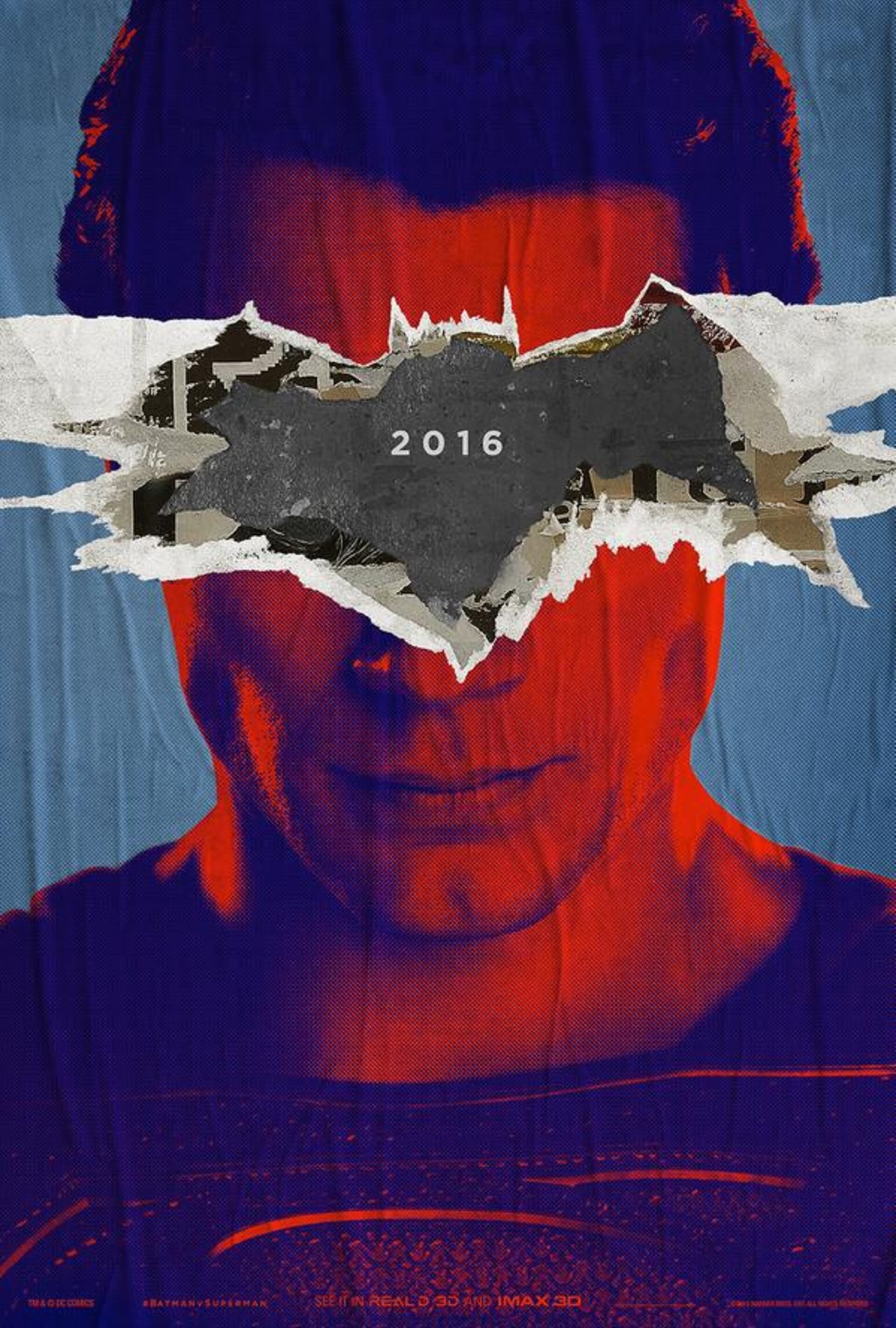 Batman v Superman: Dawn of Justice - Poster 3