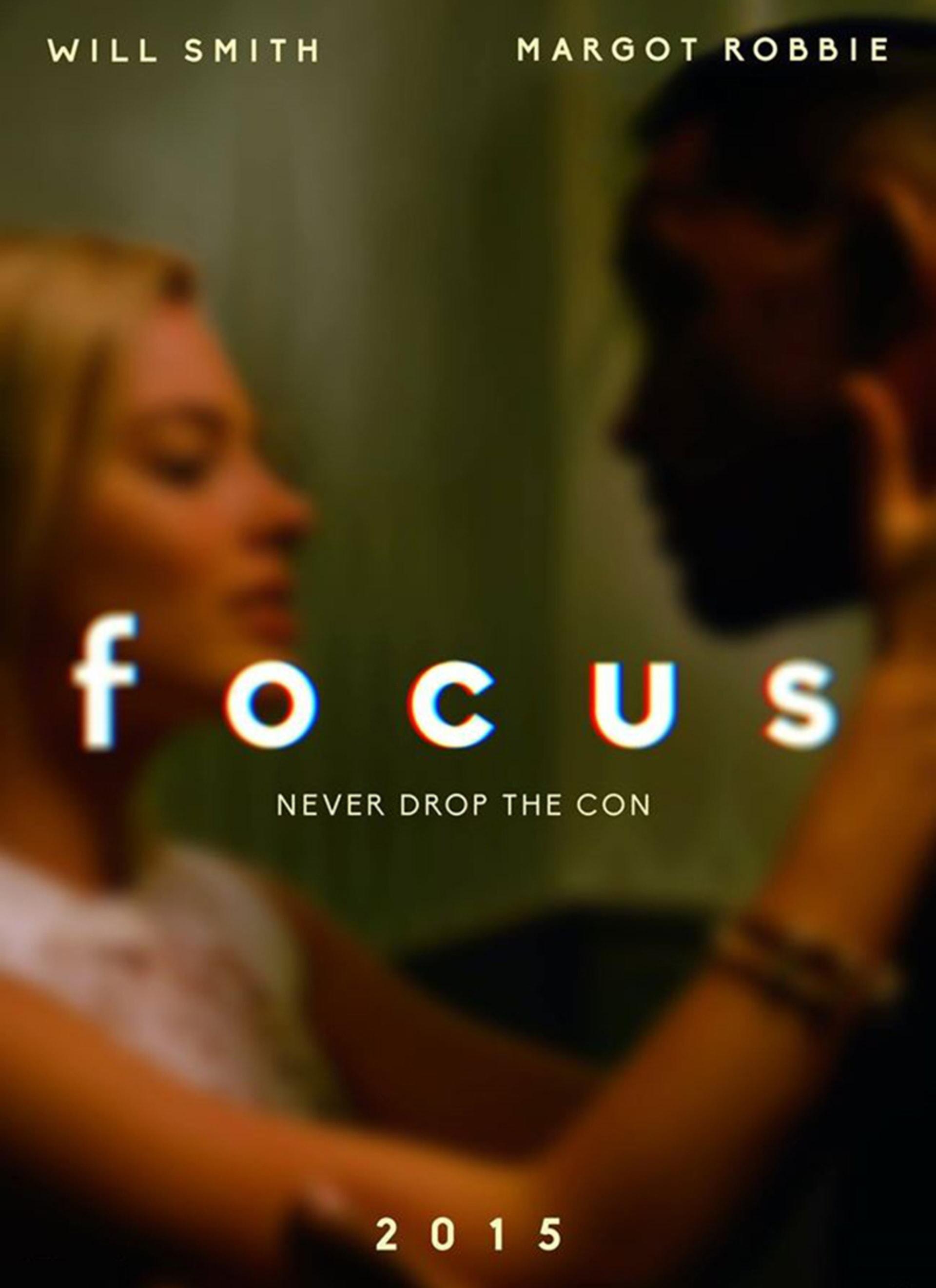Focus - Poster 1