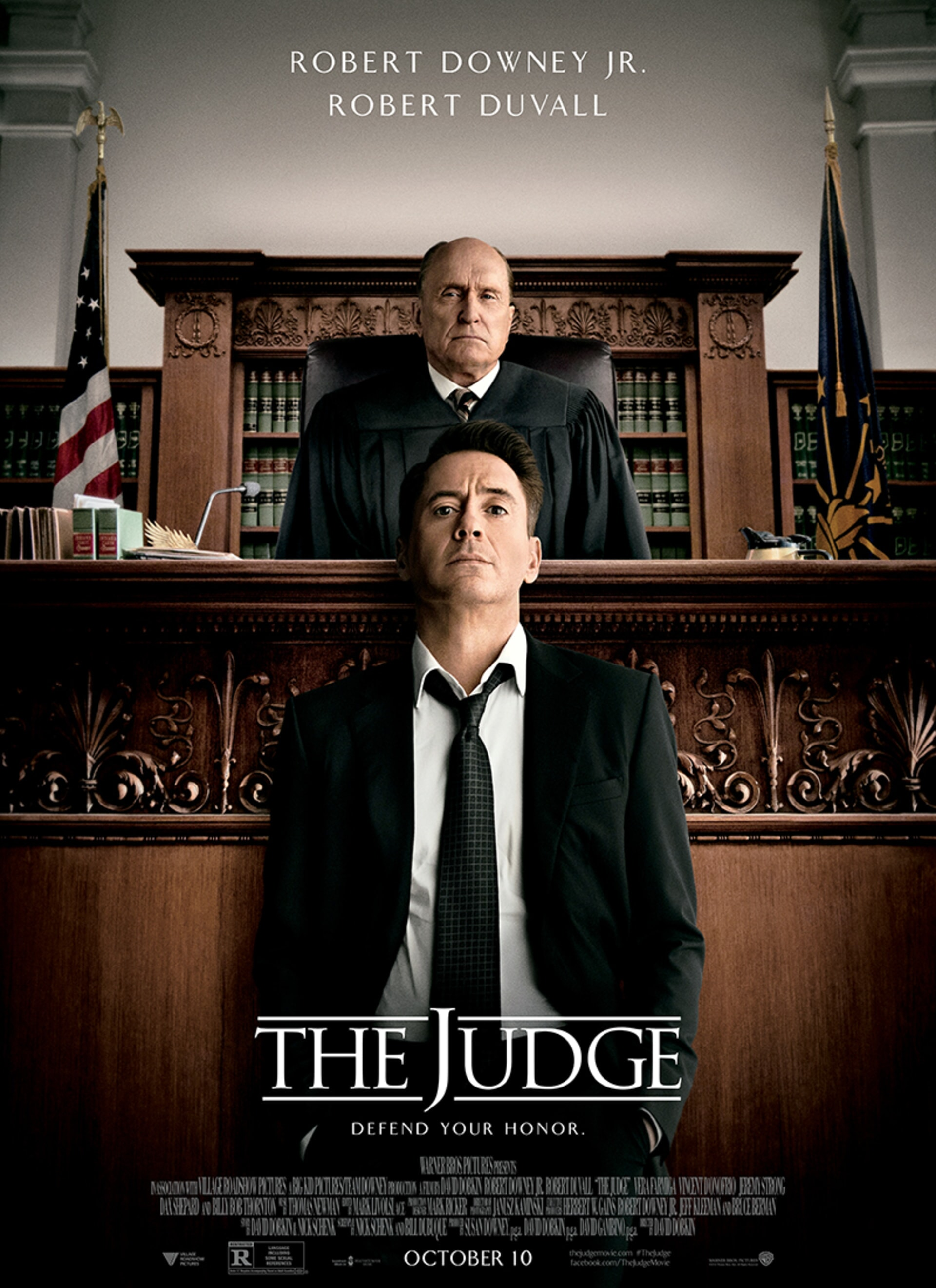 The Judge - Poster 1