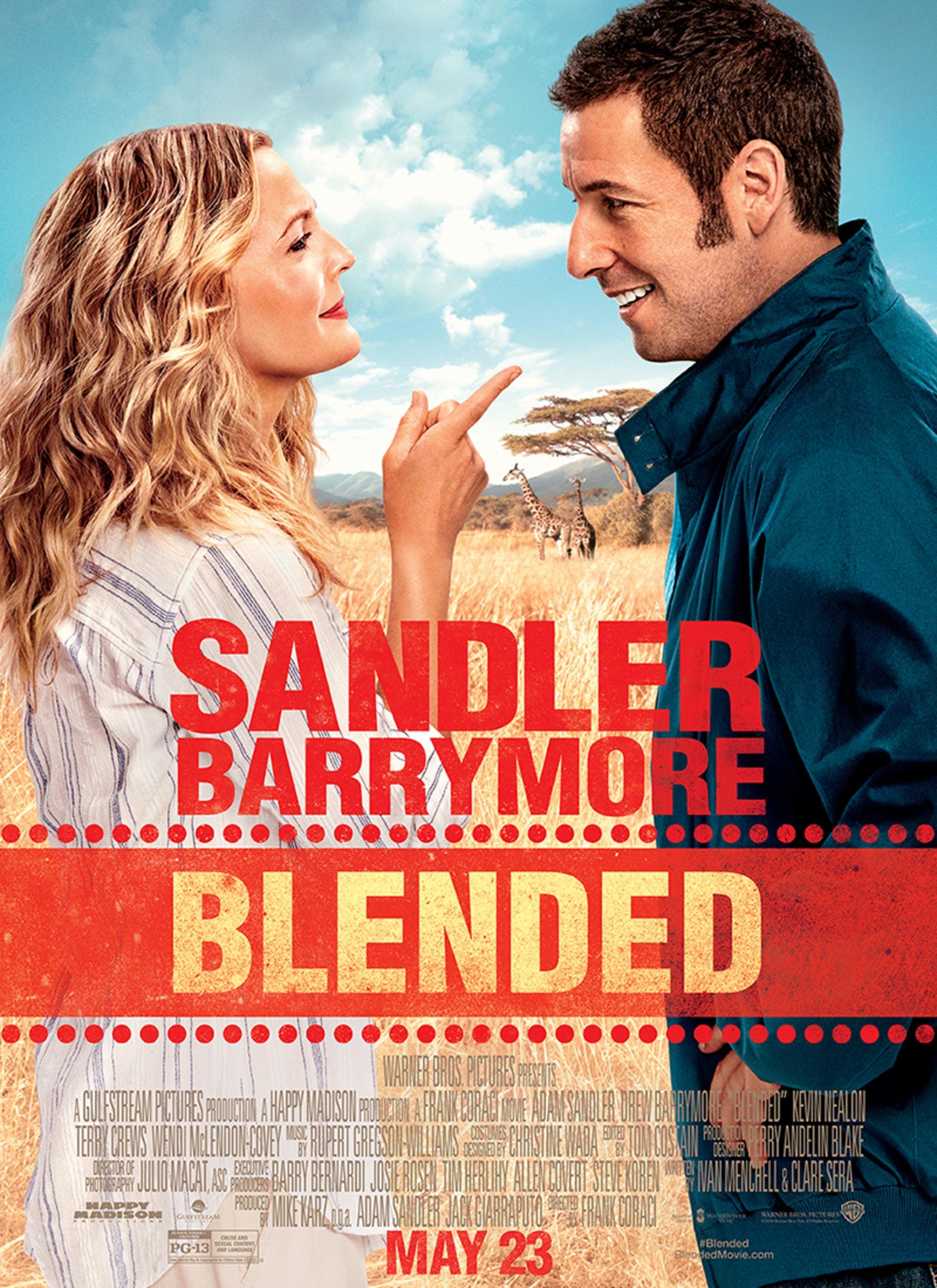 Blended - Poster 1