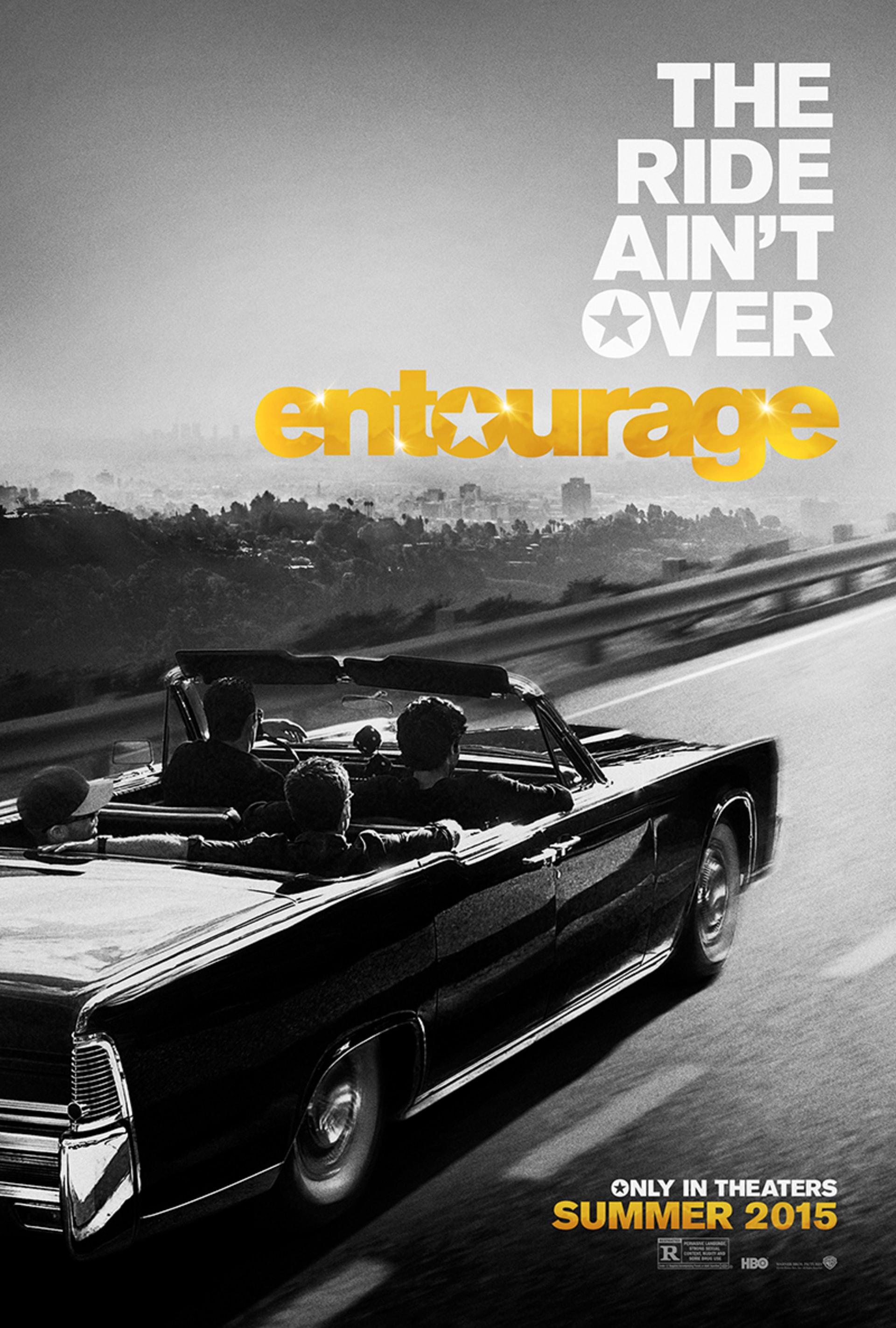 Entourage - Poster 2
