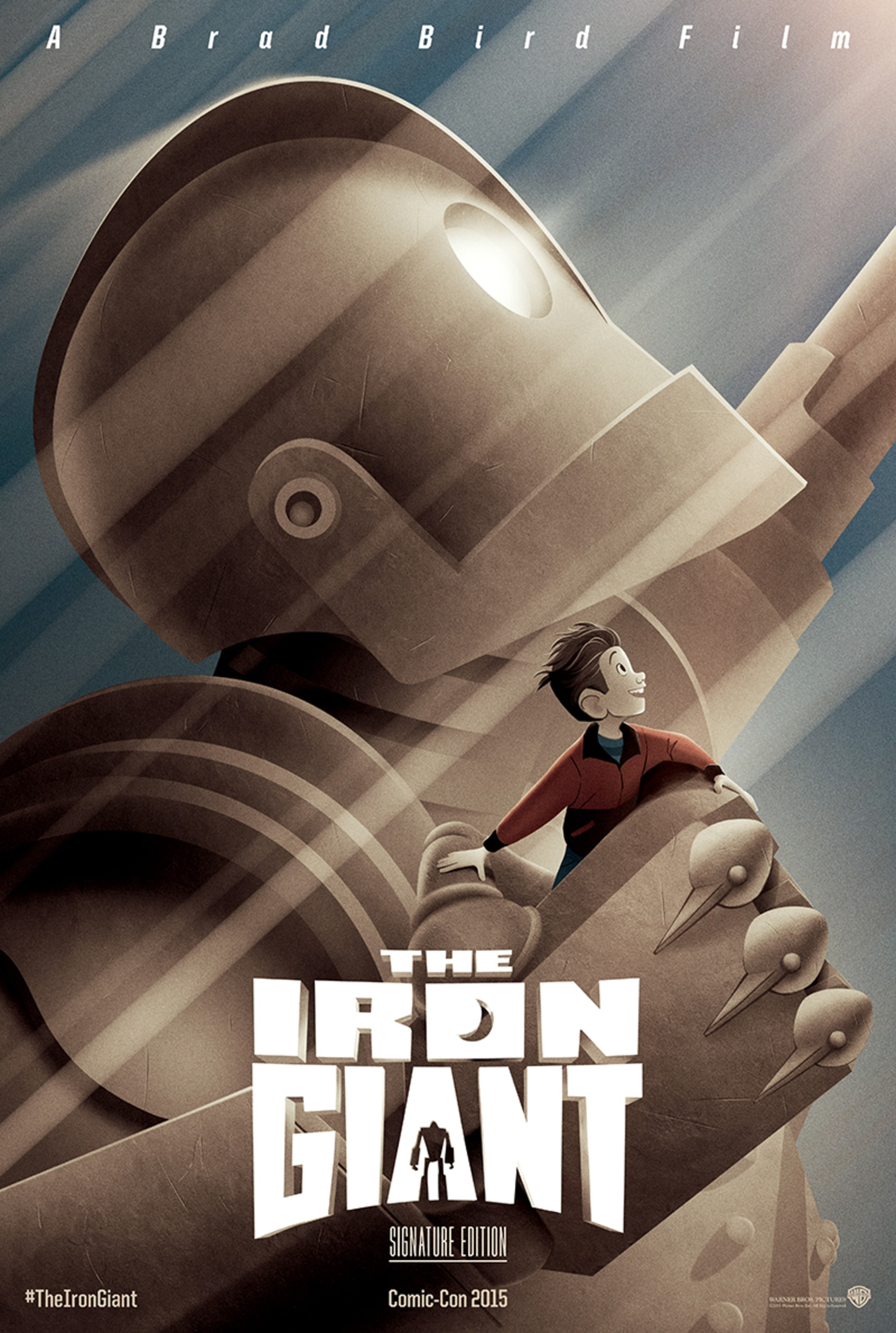 The Iron Giant: Signature Edition - Poster 1