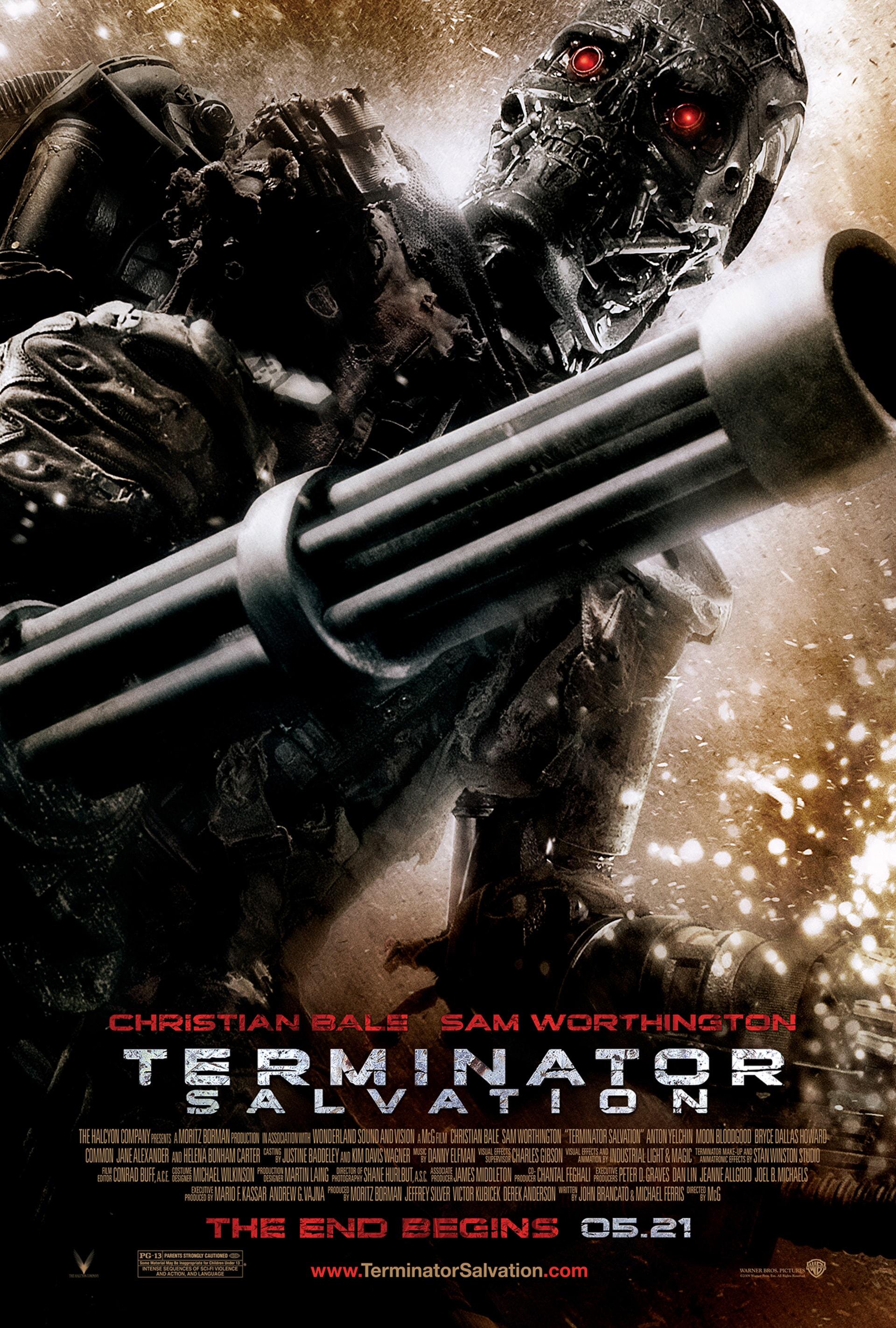 Terminator Salvation - Poster 1