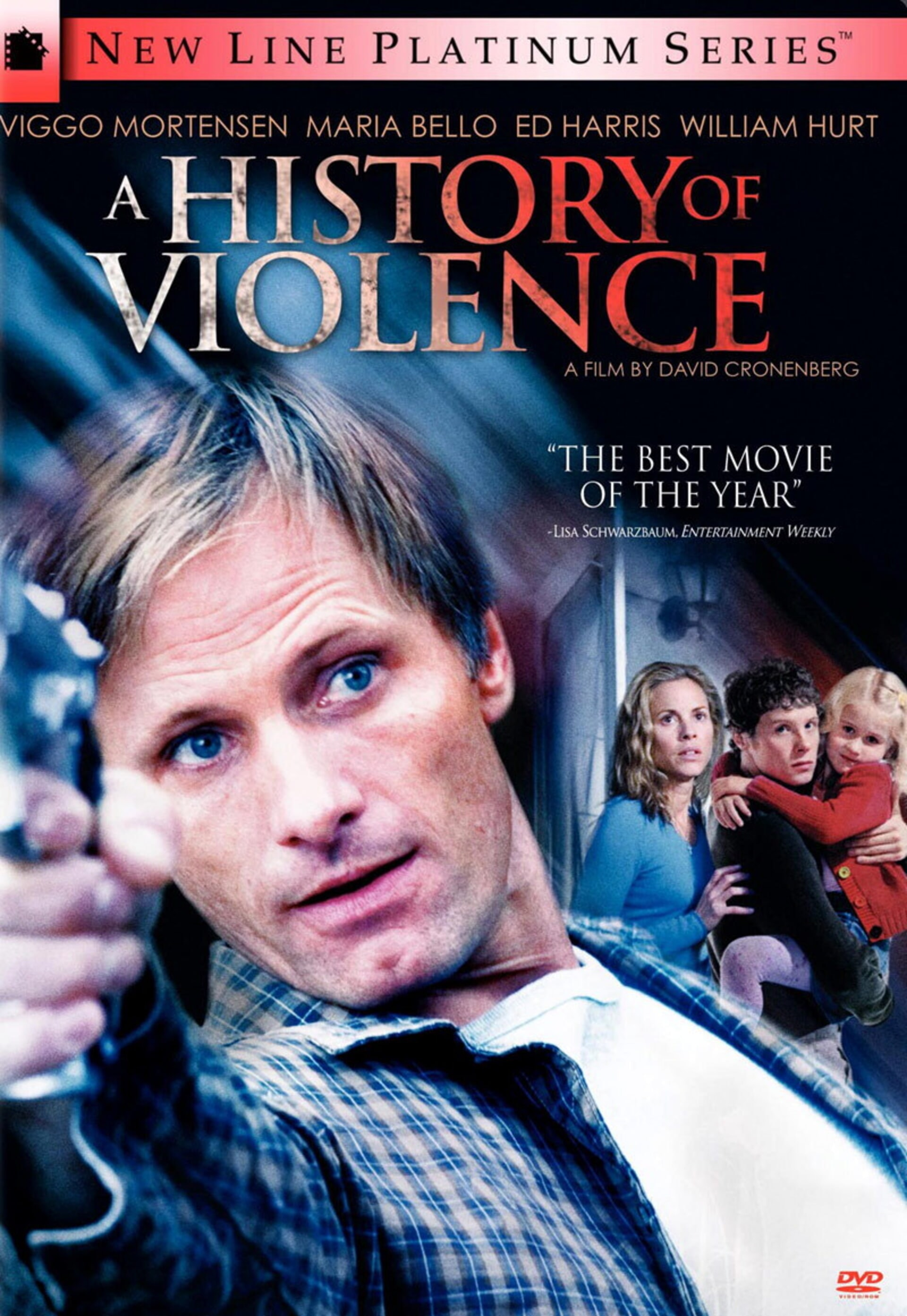 A History of Violence - Poster 3