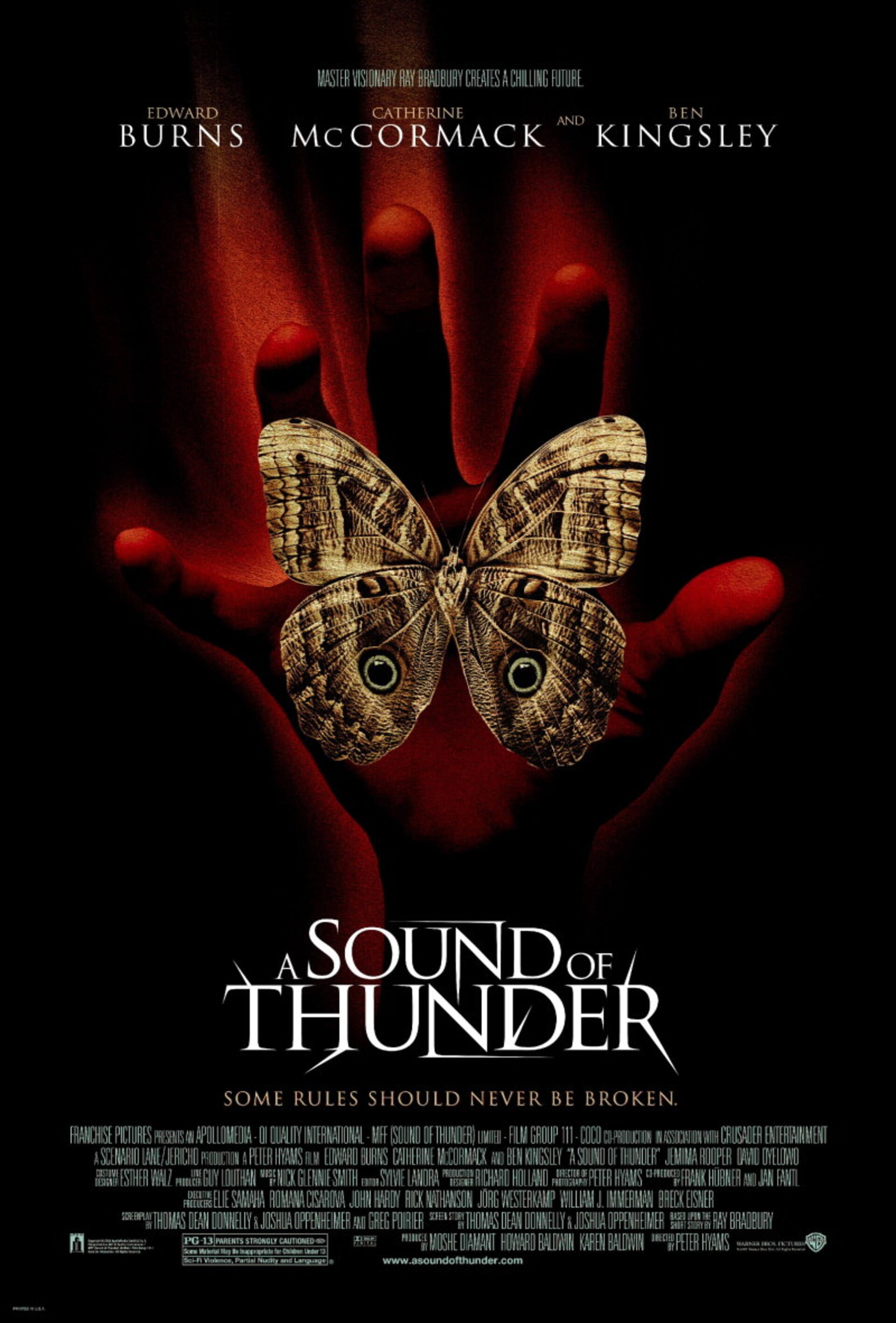 A Sound of Thunder - Poster 1