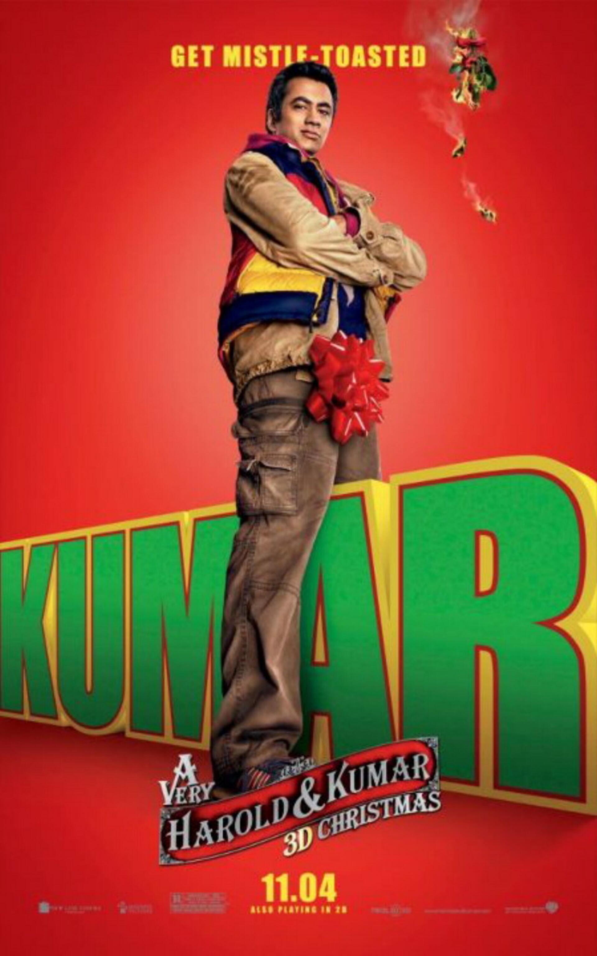 A Very Harold & Kumar Christmas - Poster 5