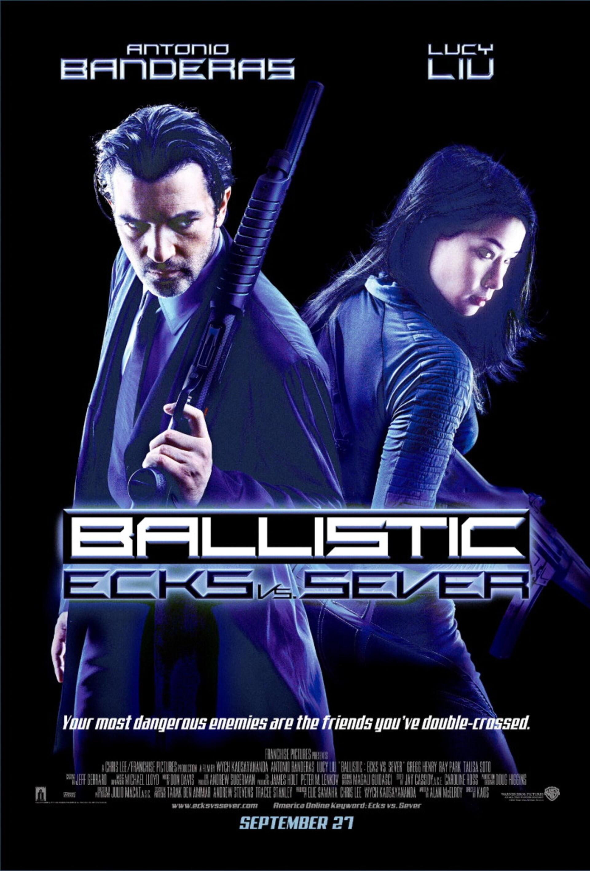 Ballistic: Ecks vs. Sever - Poster 1