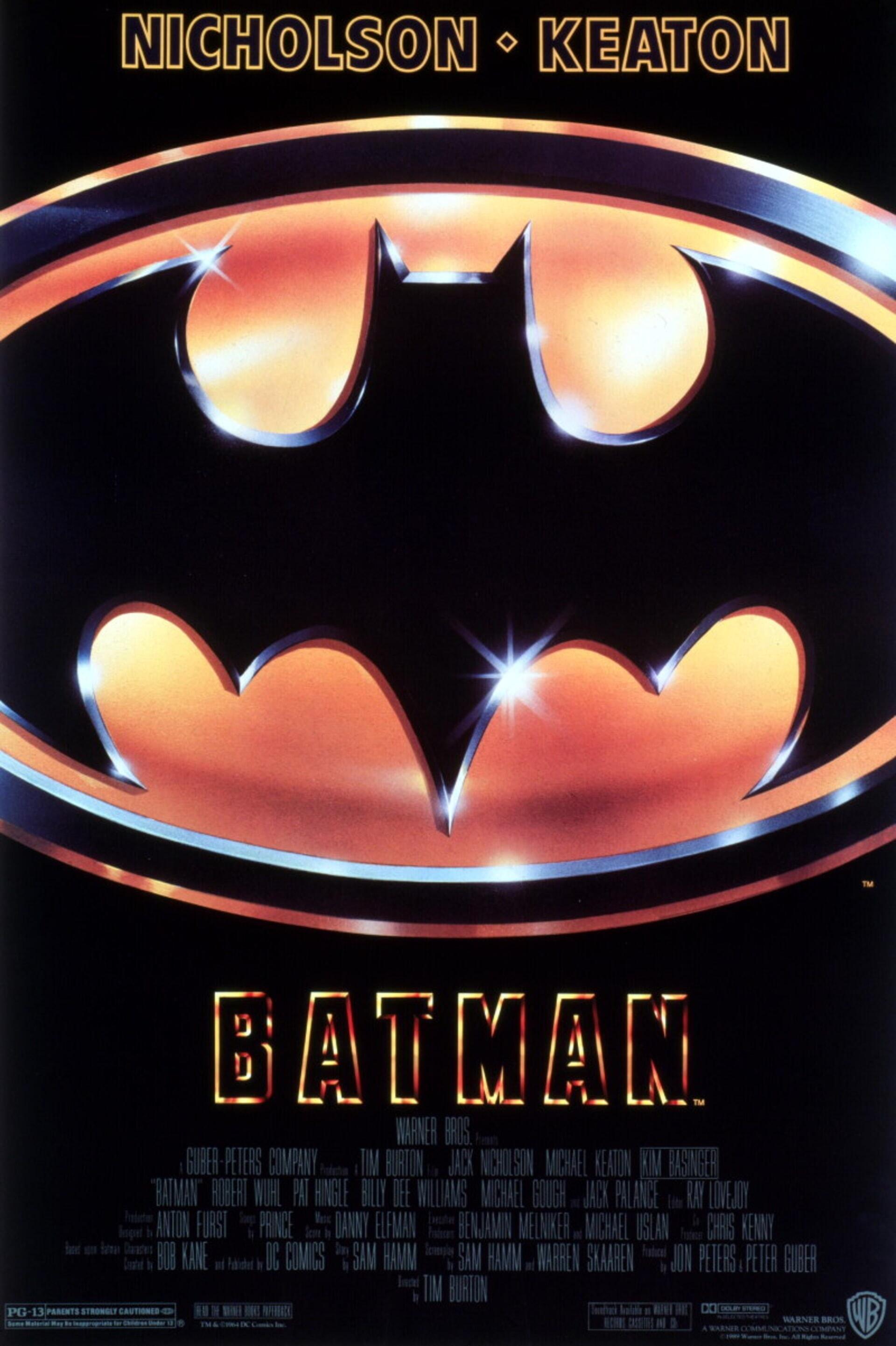 Batman - Poster 1