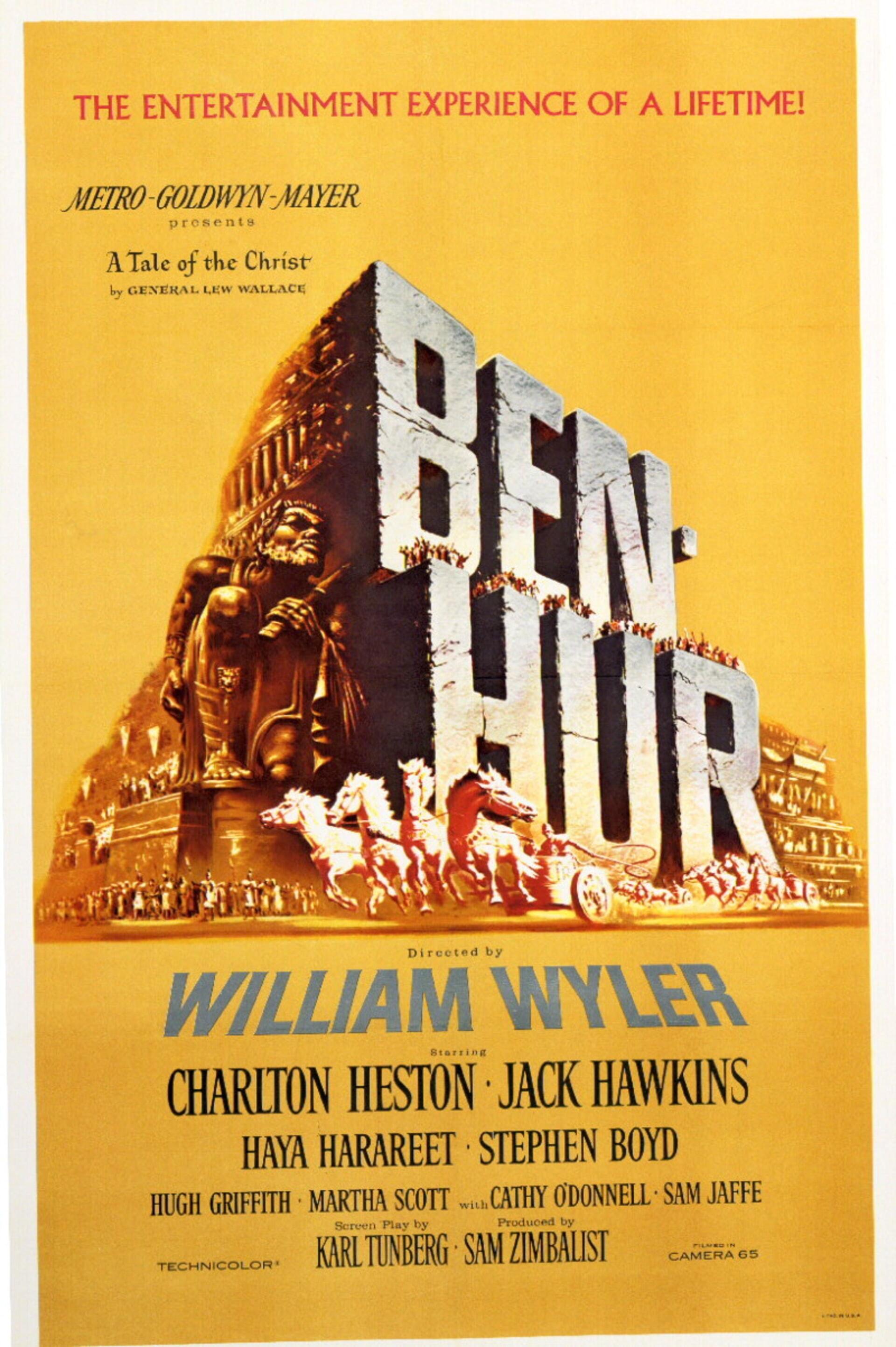 Ben-hur - Poster 2