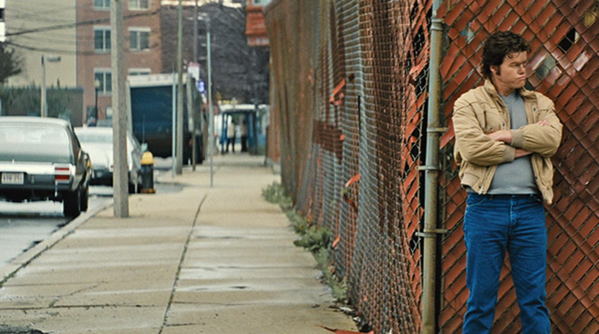 "JESSE PLEMONS as Kevin Weeks in the drama ""BLACK MASS."""