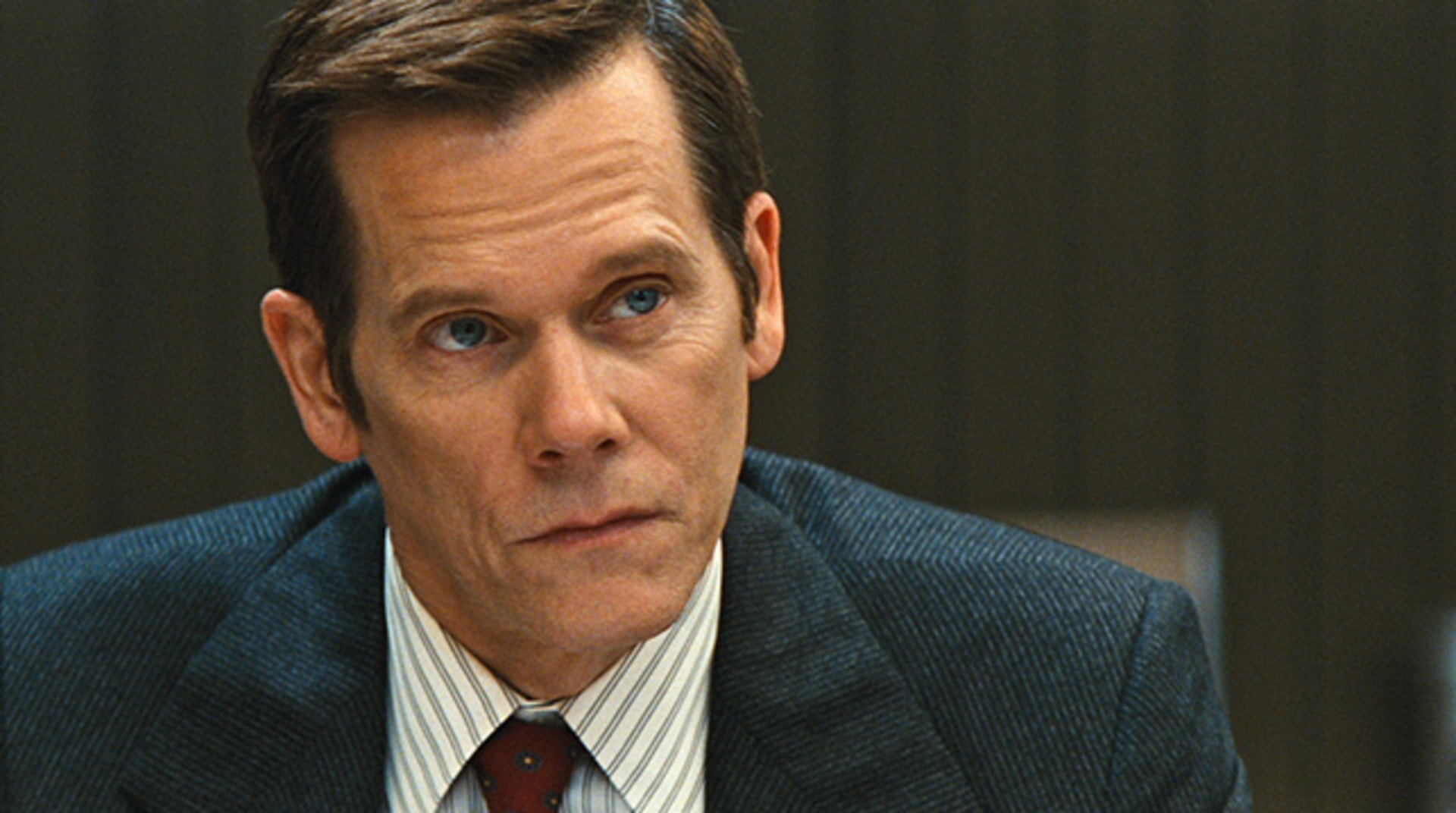 "KEVIN BACON as FBI Agent Charles McGuire in the drama ""BLACK MASS."""