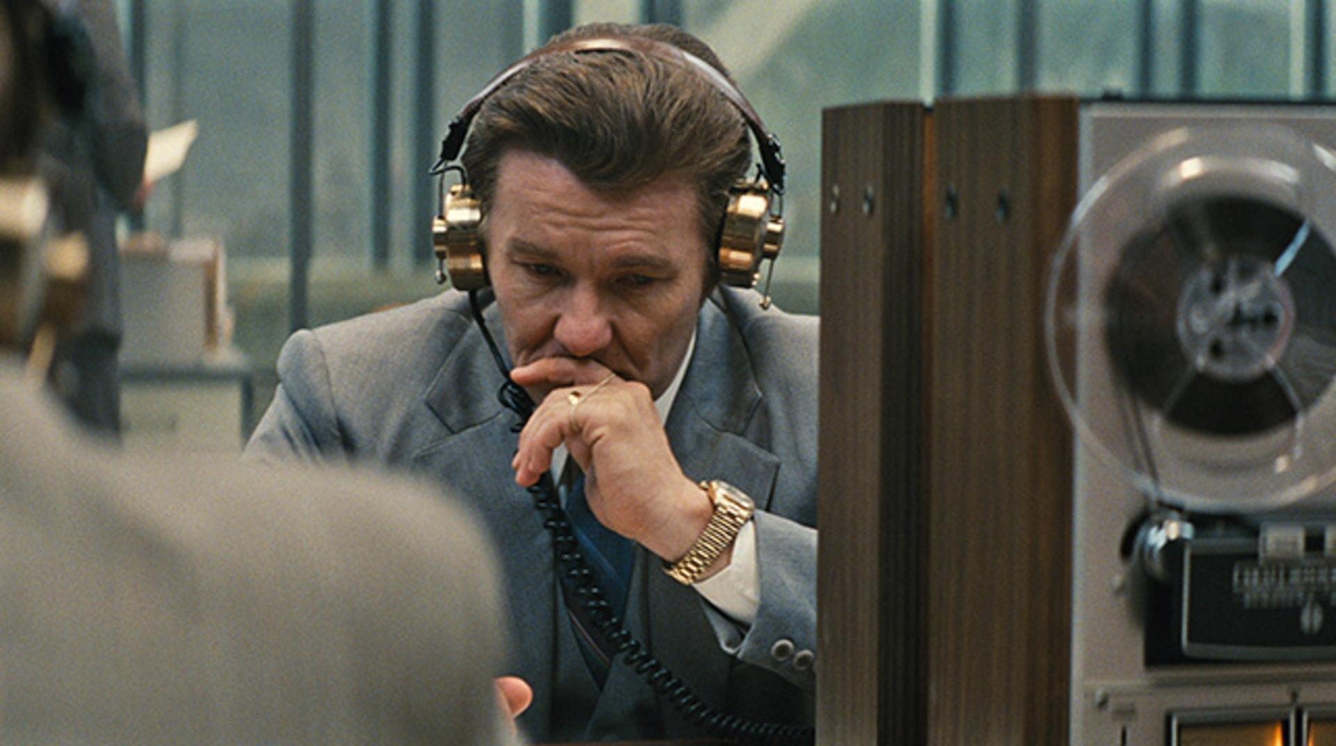 "JOEL EDGERTON as John Connolly in the drama ""BLACK MASS."""