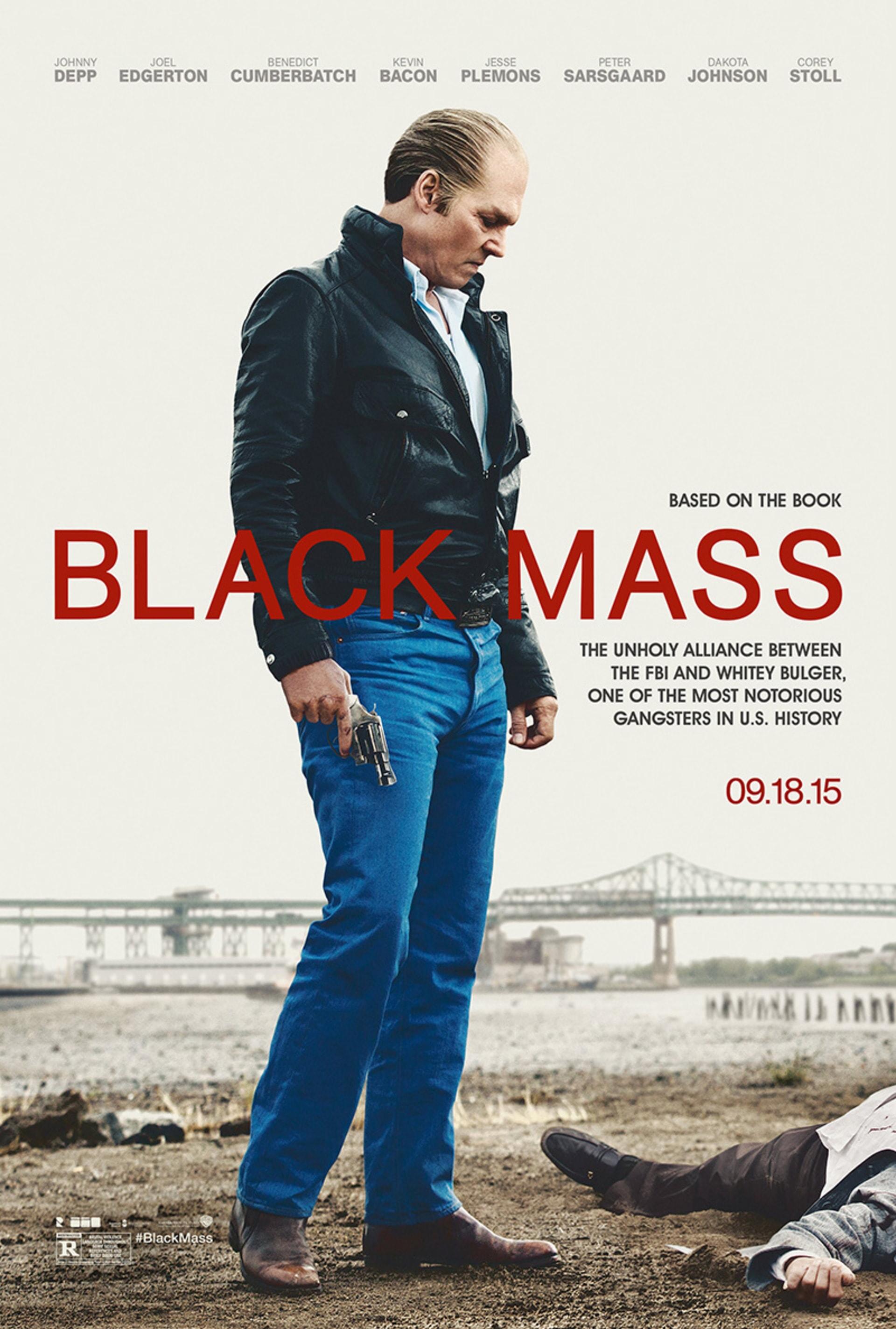 Black Mass - Poster 1