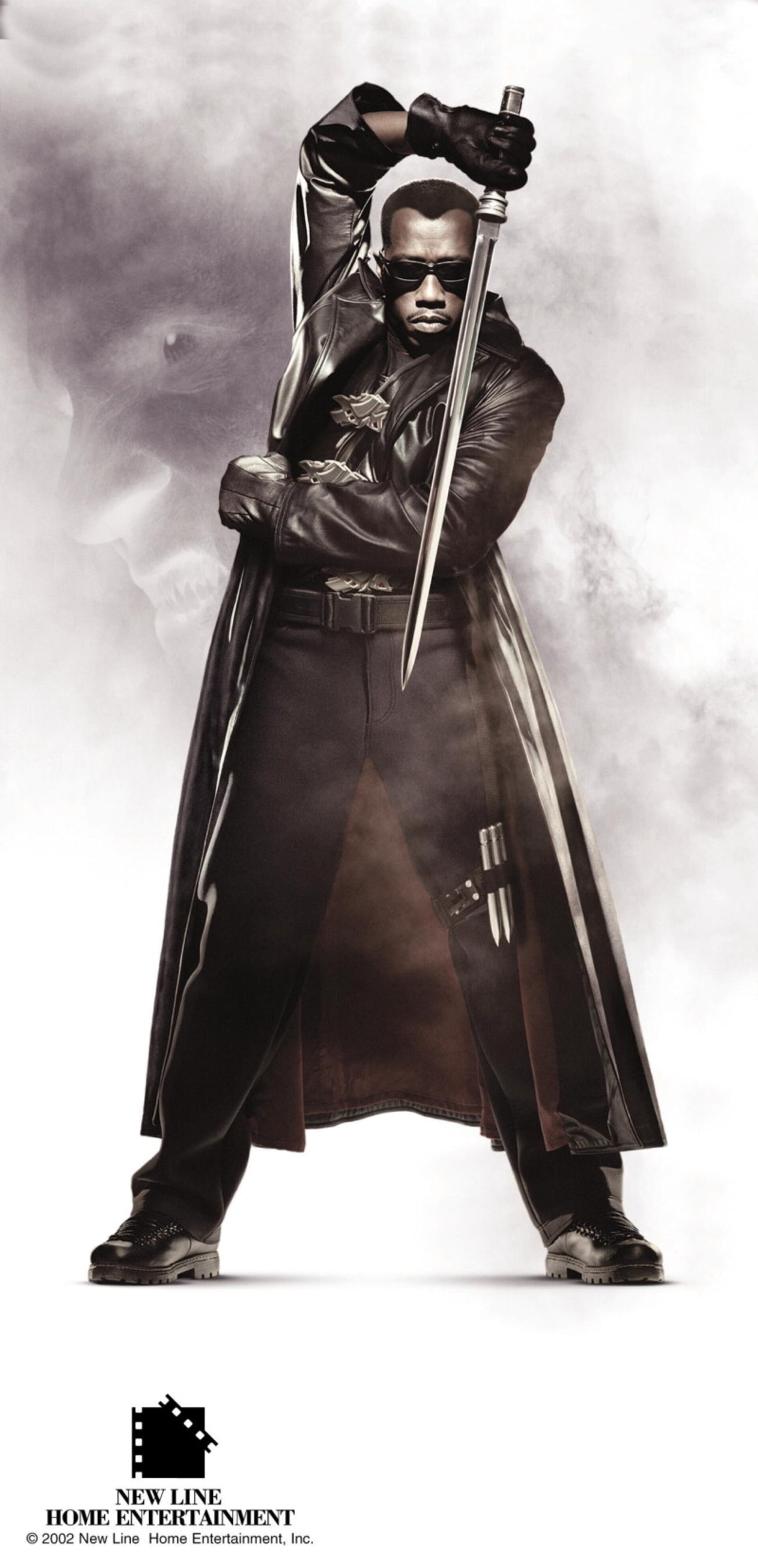 Blade II - Poster 1
