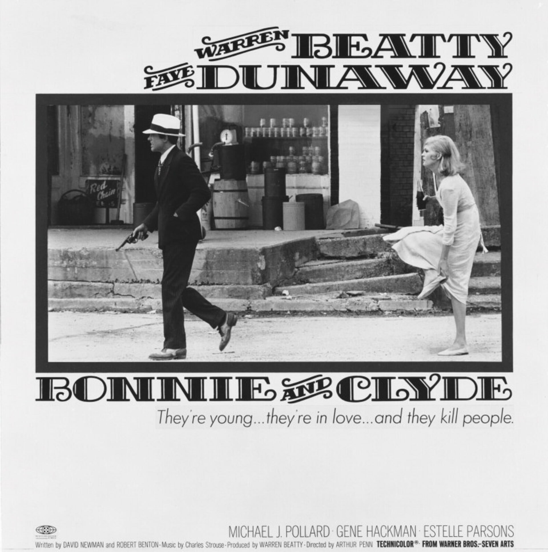 Bonnie and Clyde - Poster 2