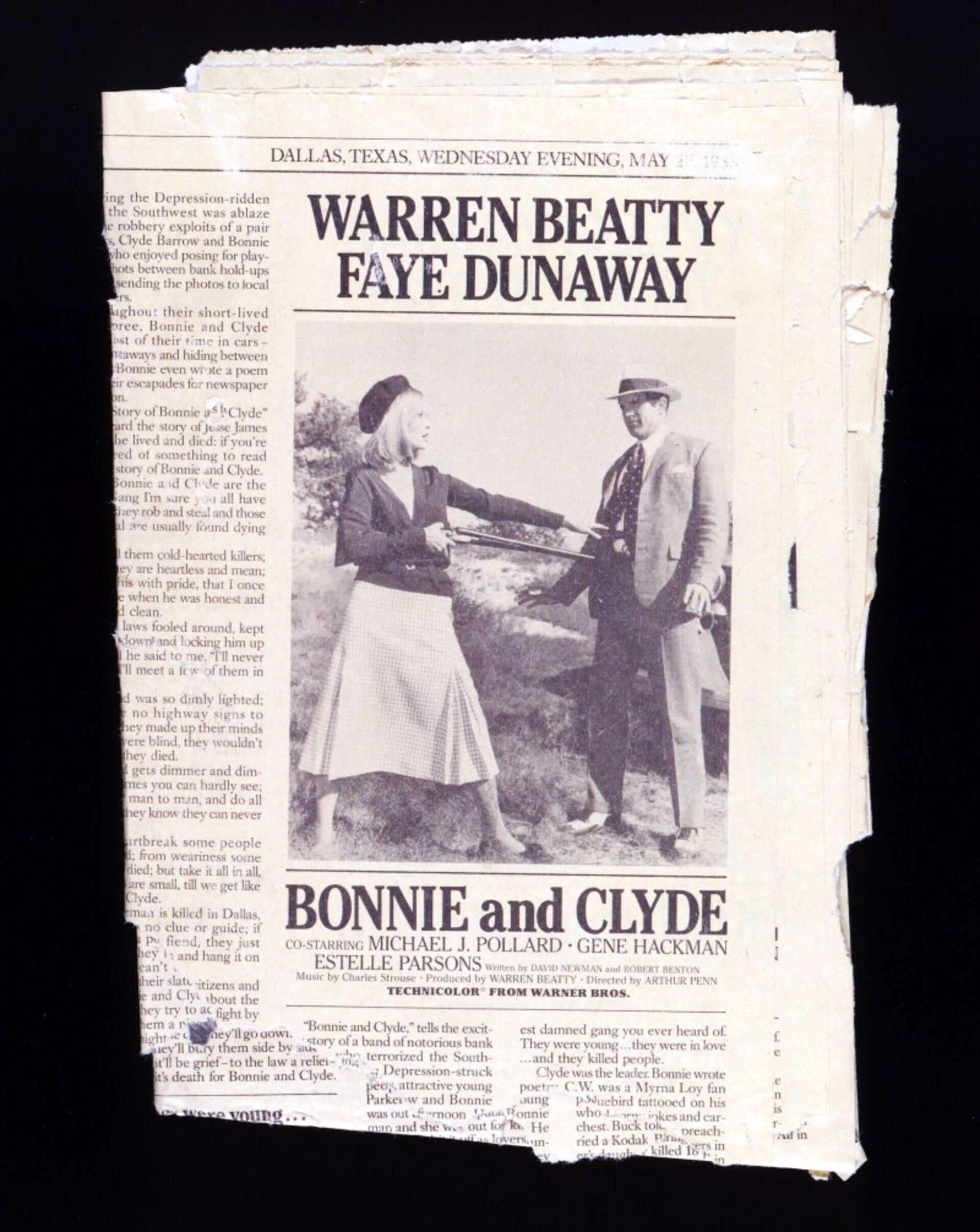 Bonnie and Clyde - Poster 3