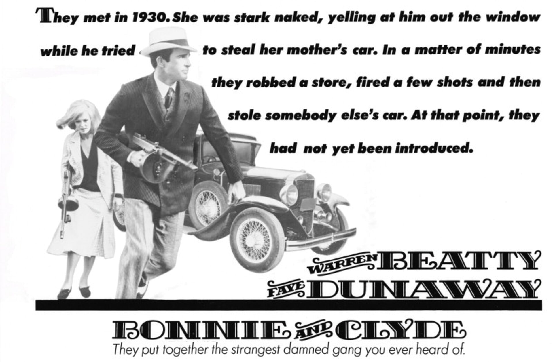 Bonnie and Clyde - Poster 7