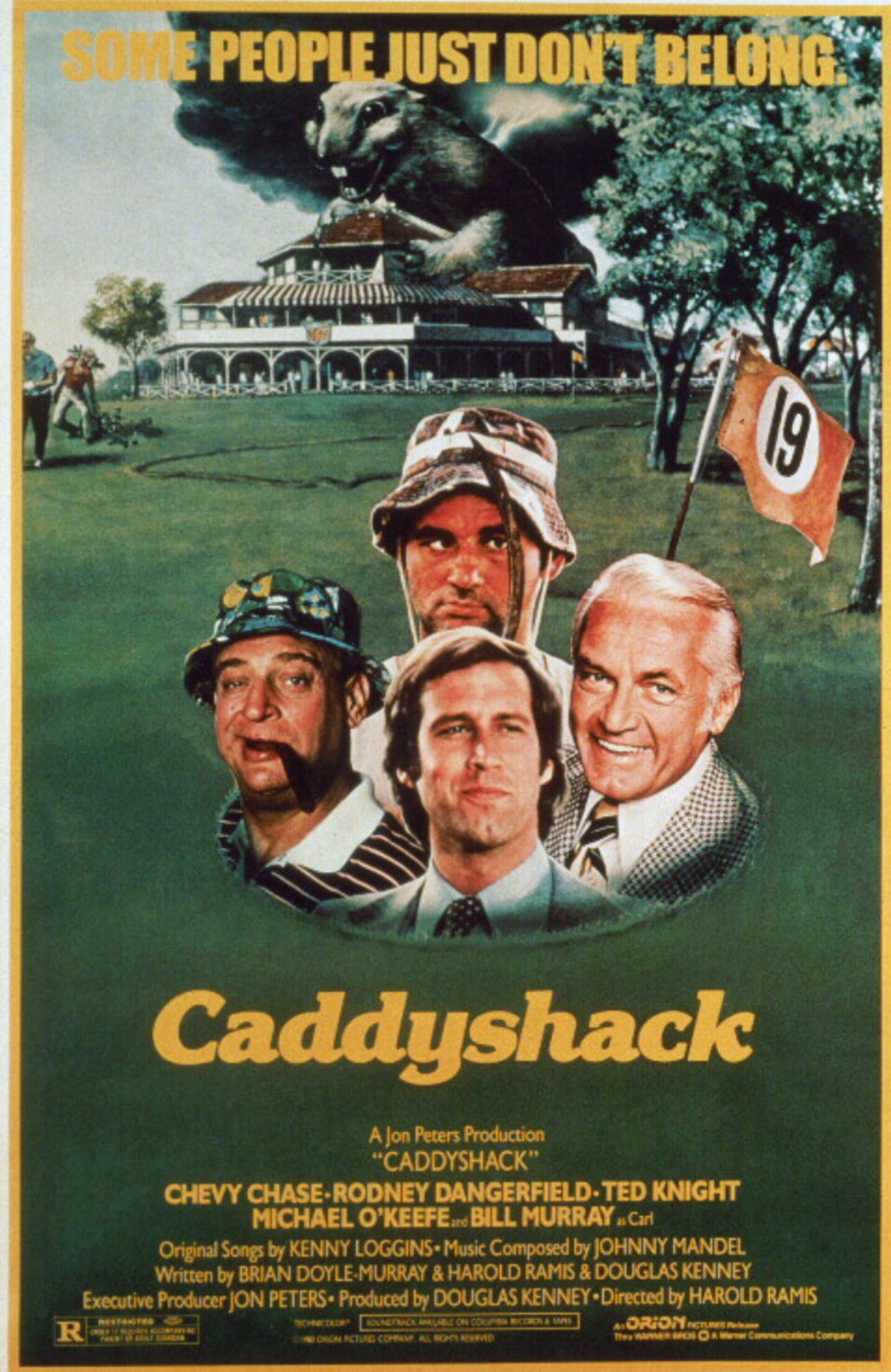 Caddyshack - Poster 1