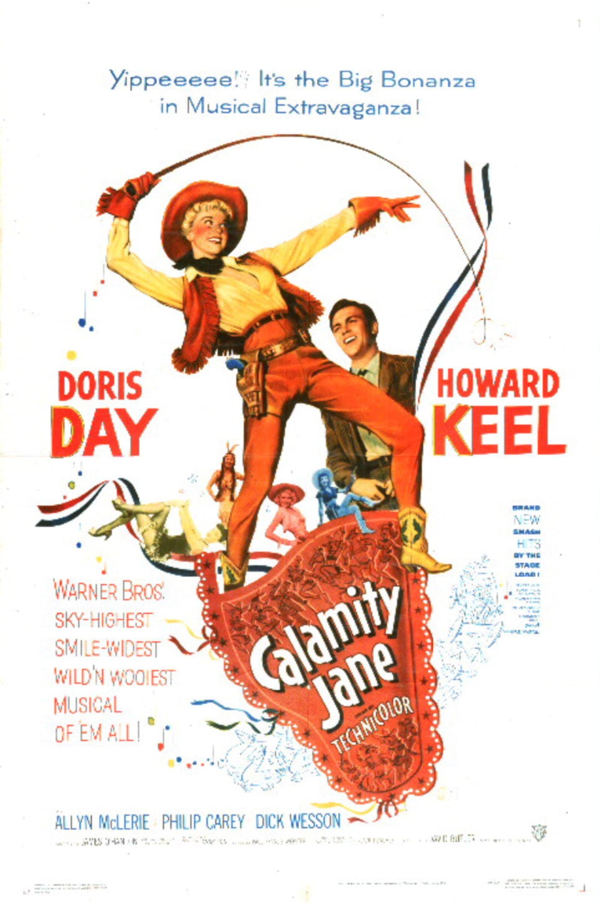 Calamity Jane - Poster 1