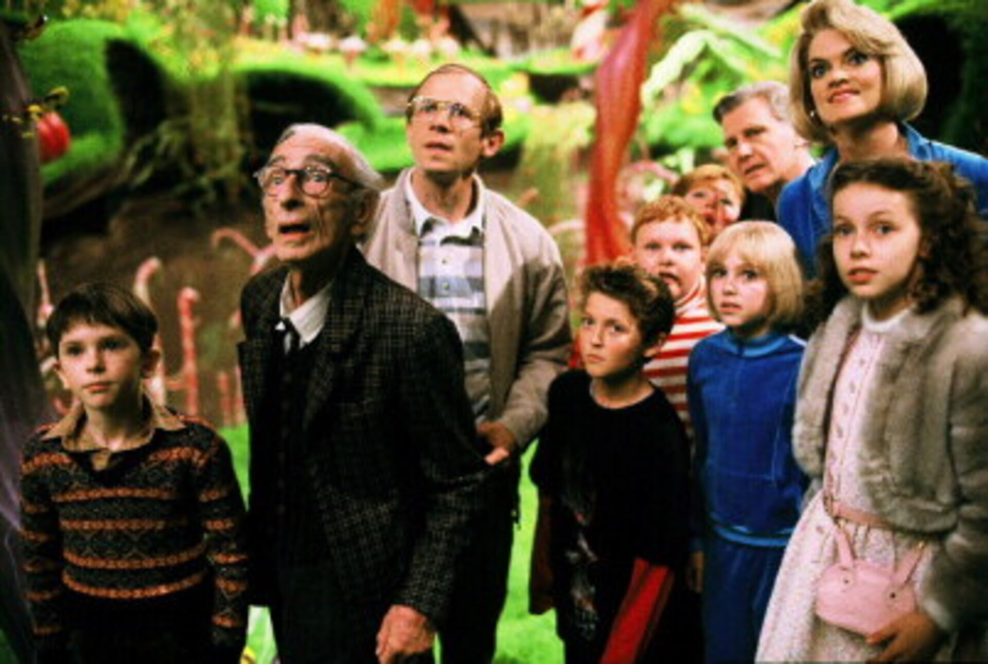 Charlie and the Chocolate Factory - Image 1