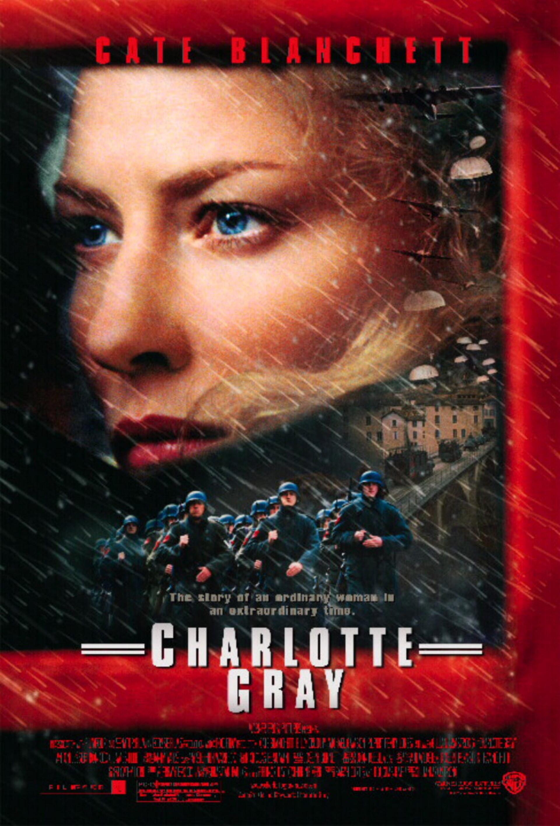 Charlotte Gray - Poster 1