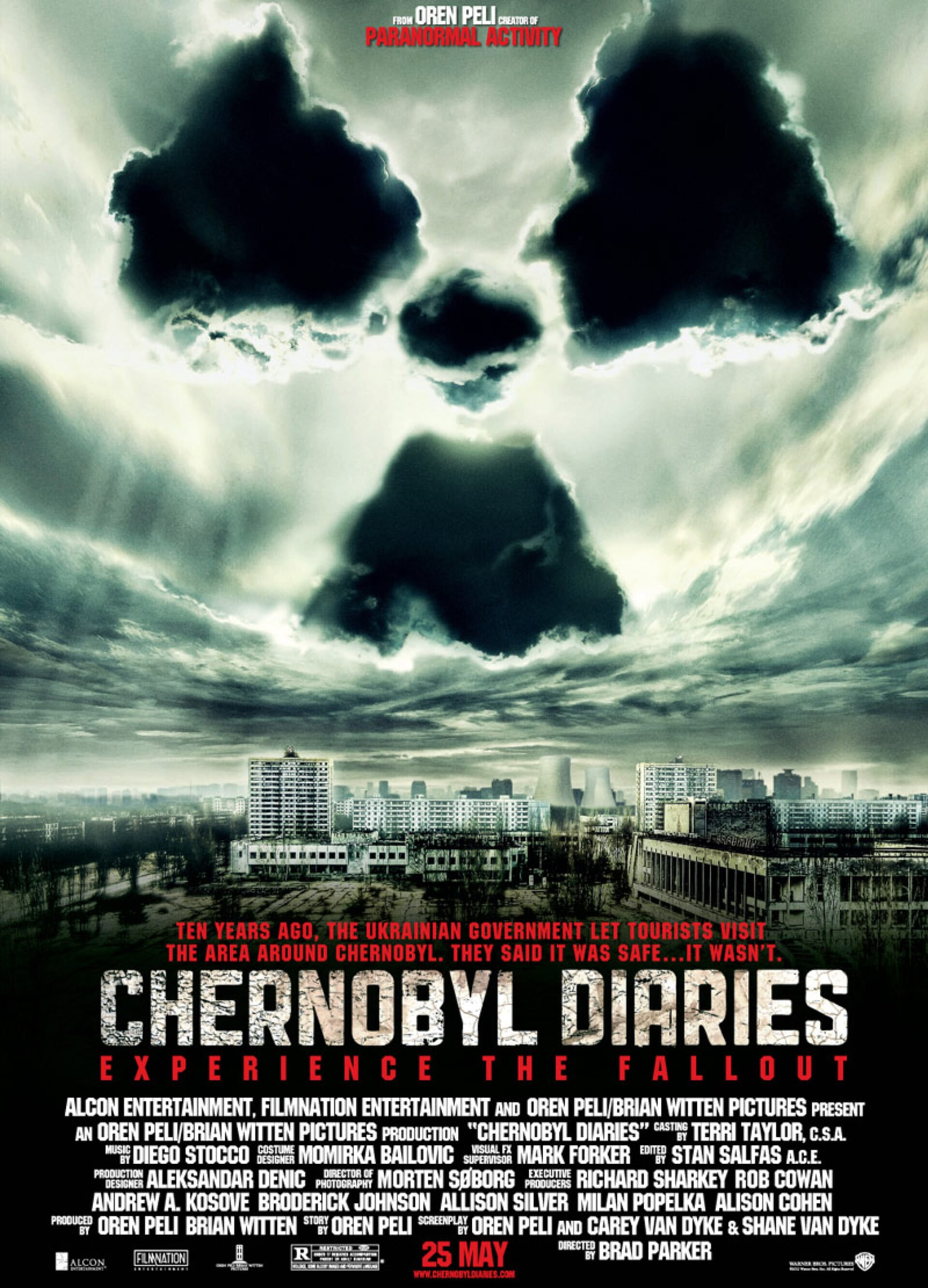 Chernobyl Diaries - Poster 1