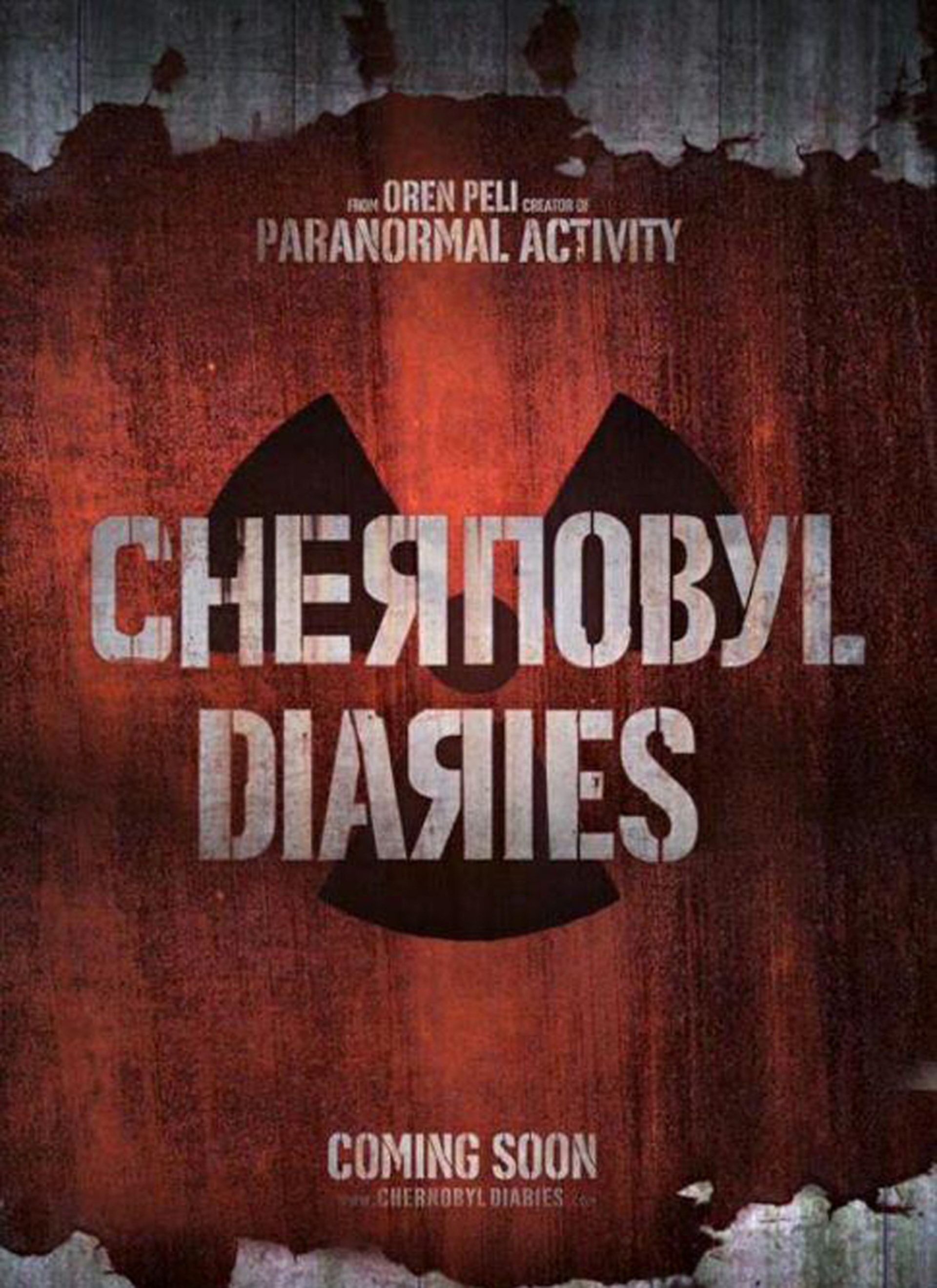 Chernobyl Diaries - Poster 2