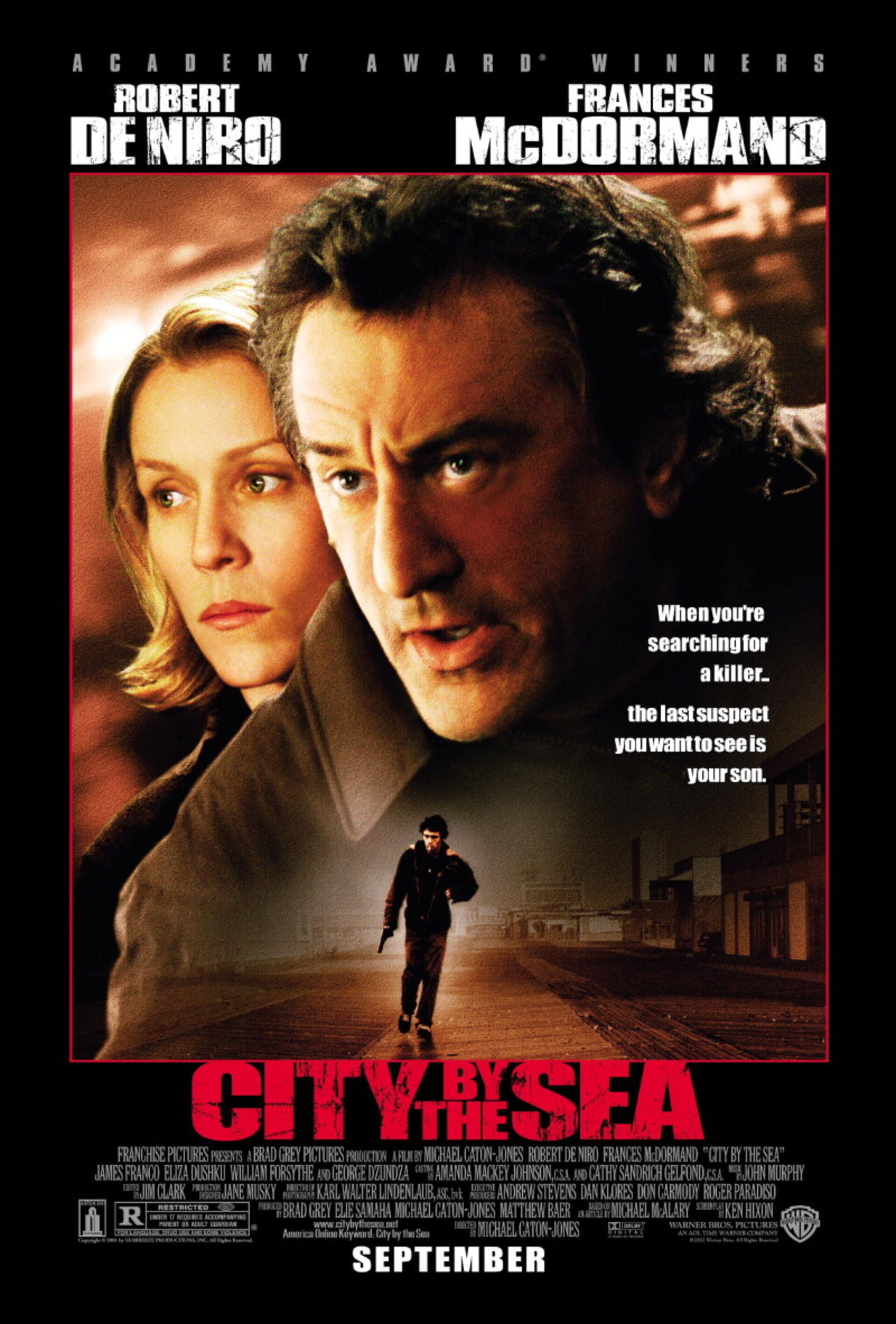 City by the Sea - Poster 1