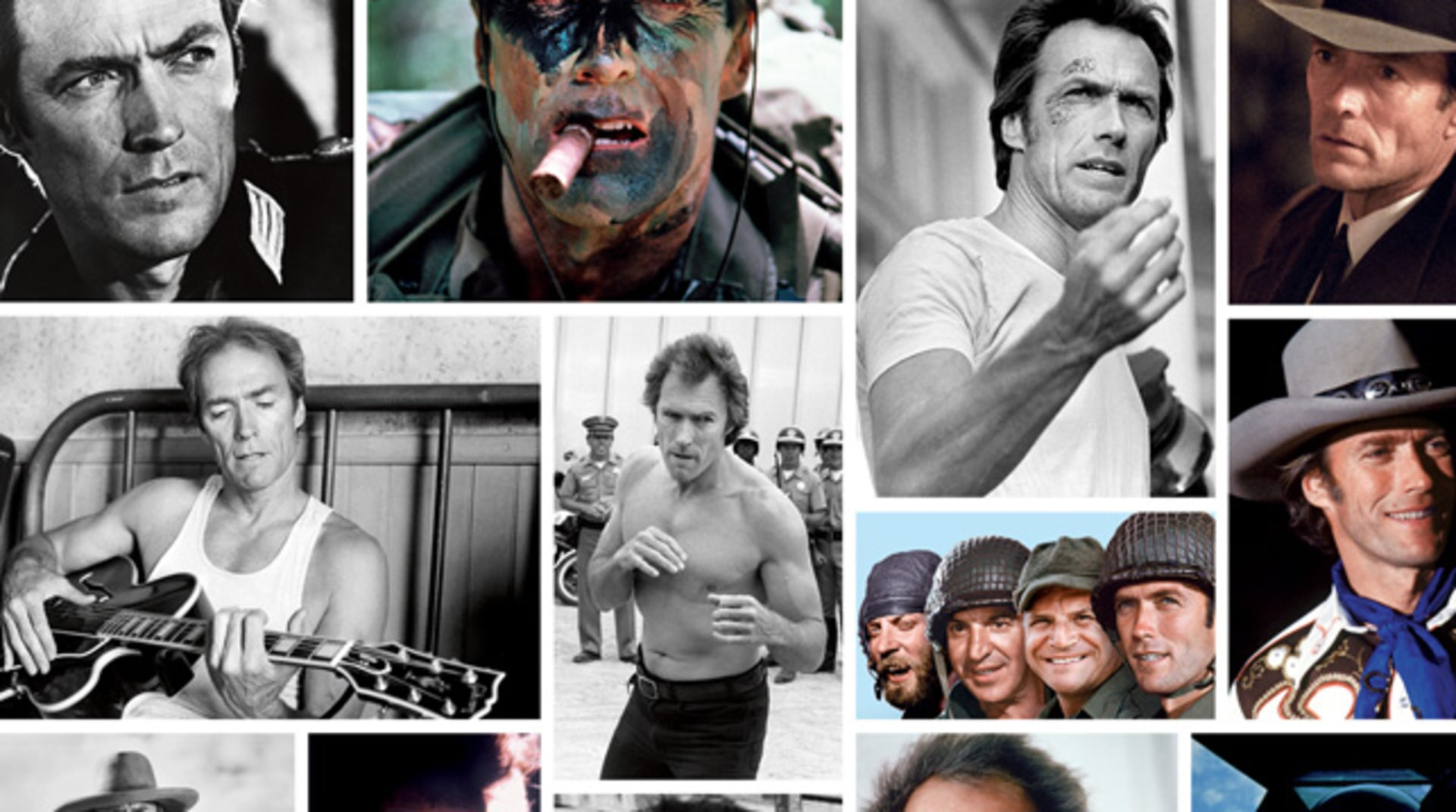 Clint Eastwood 40-film Collection - Image 1