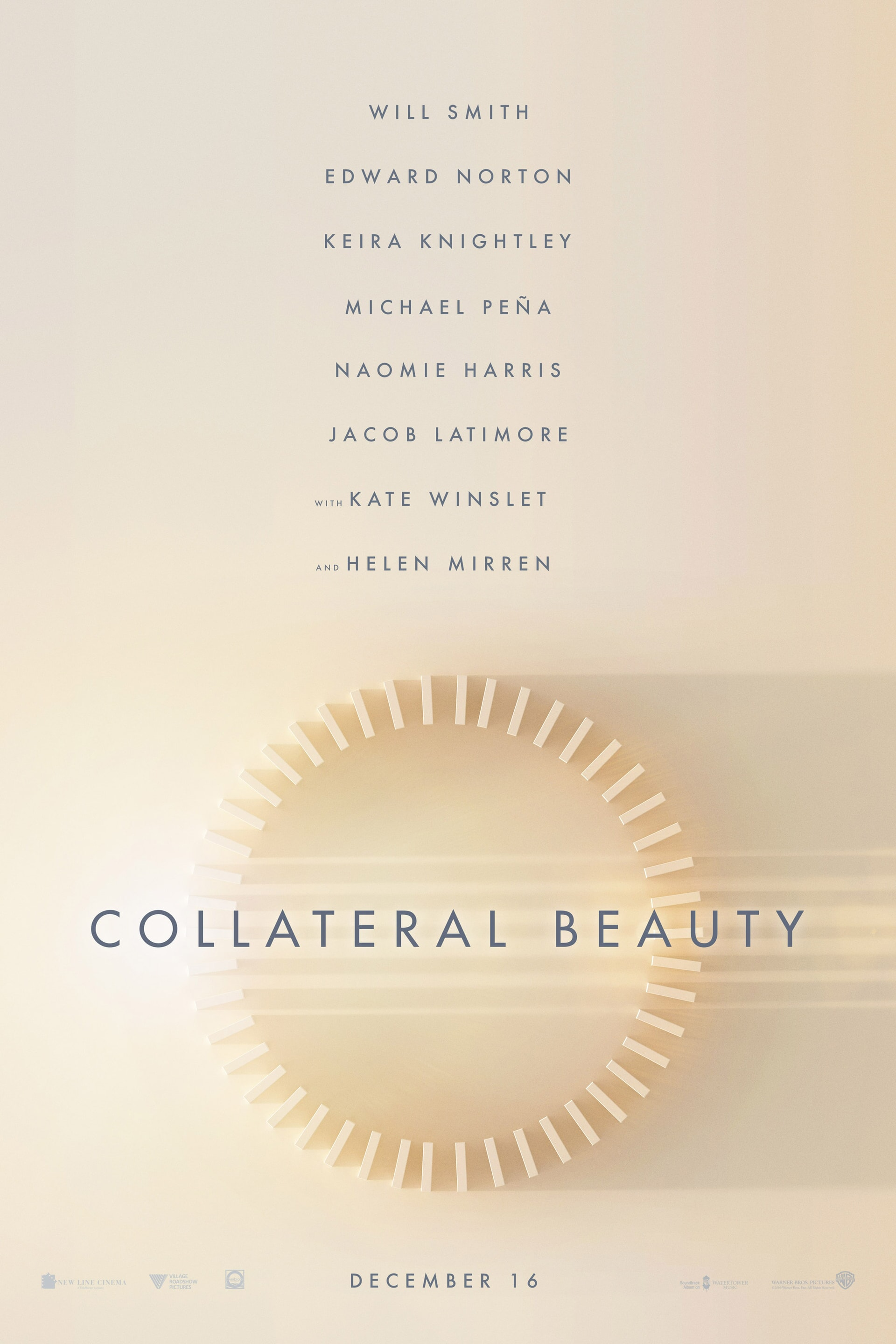 Collateral Beauty - poster 1