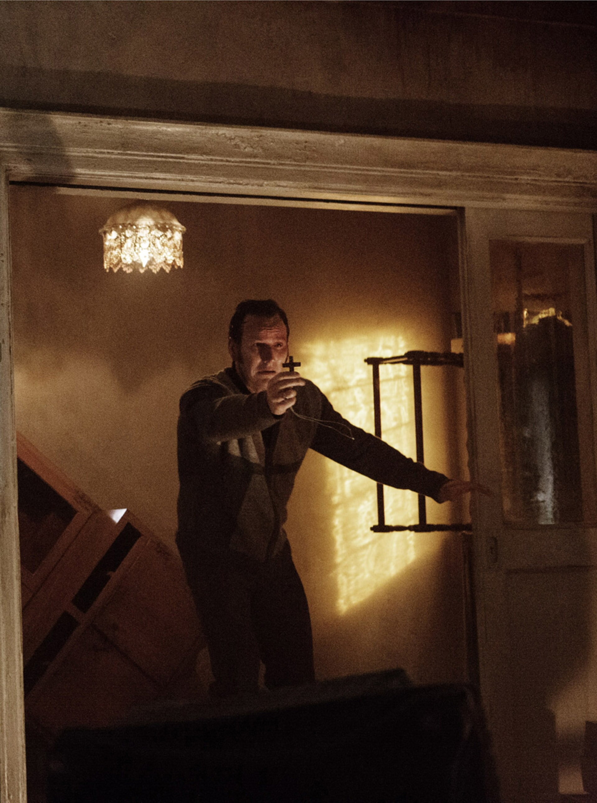 """PATRICK WILSON as Ed Warren in New Line Cinema's supernatural thriller """"THE CONJURING 2,"""" a Warner Bros. Pictures release."""