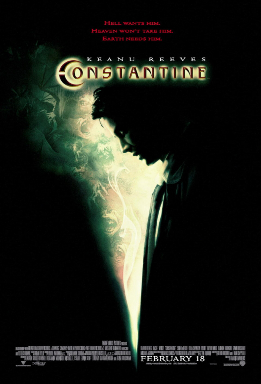 Constantine - Poster 1