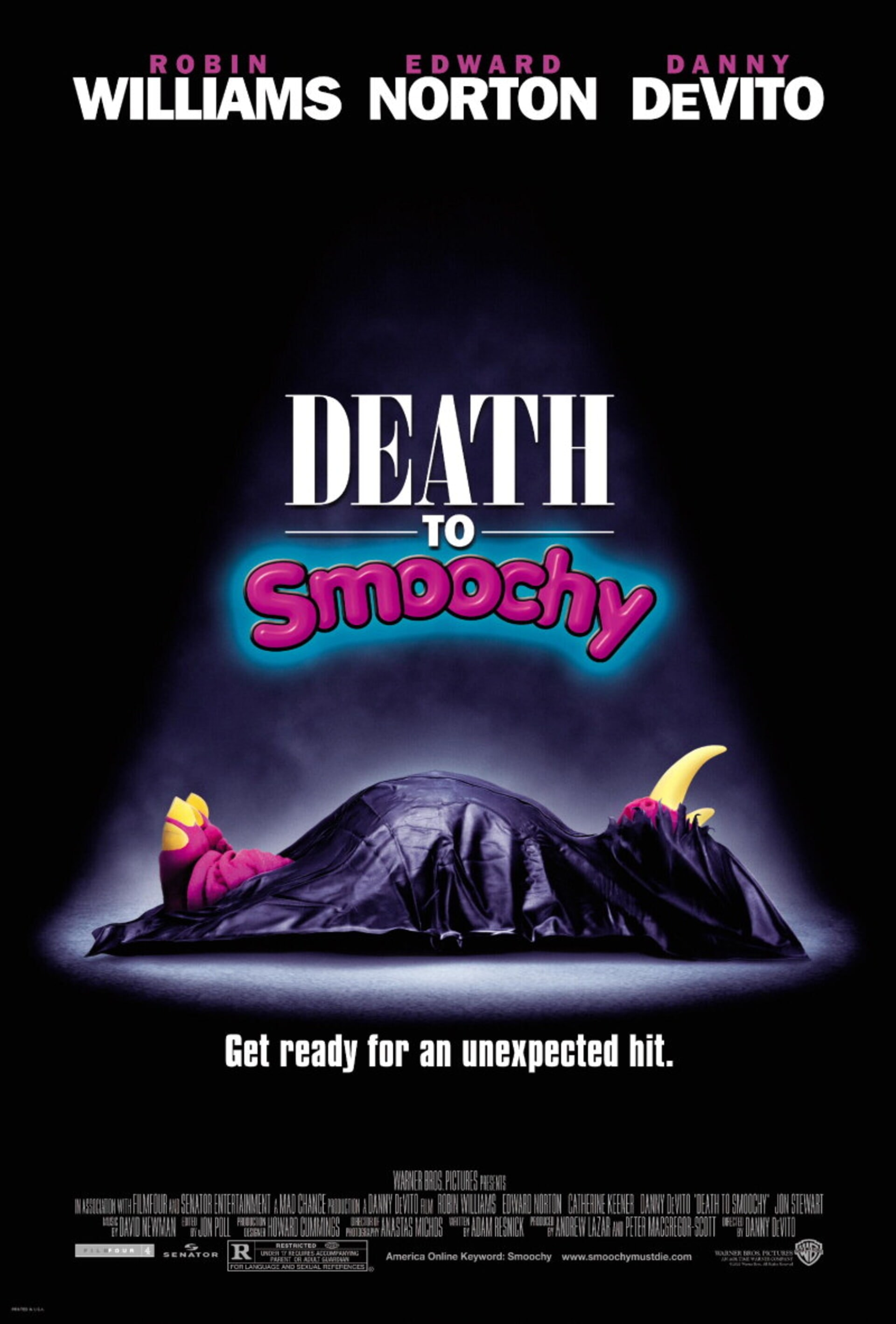 Death to Smoochy - Poster 1