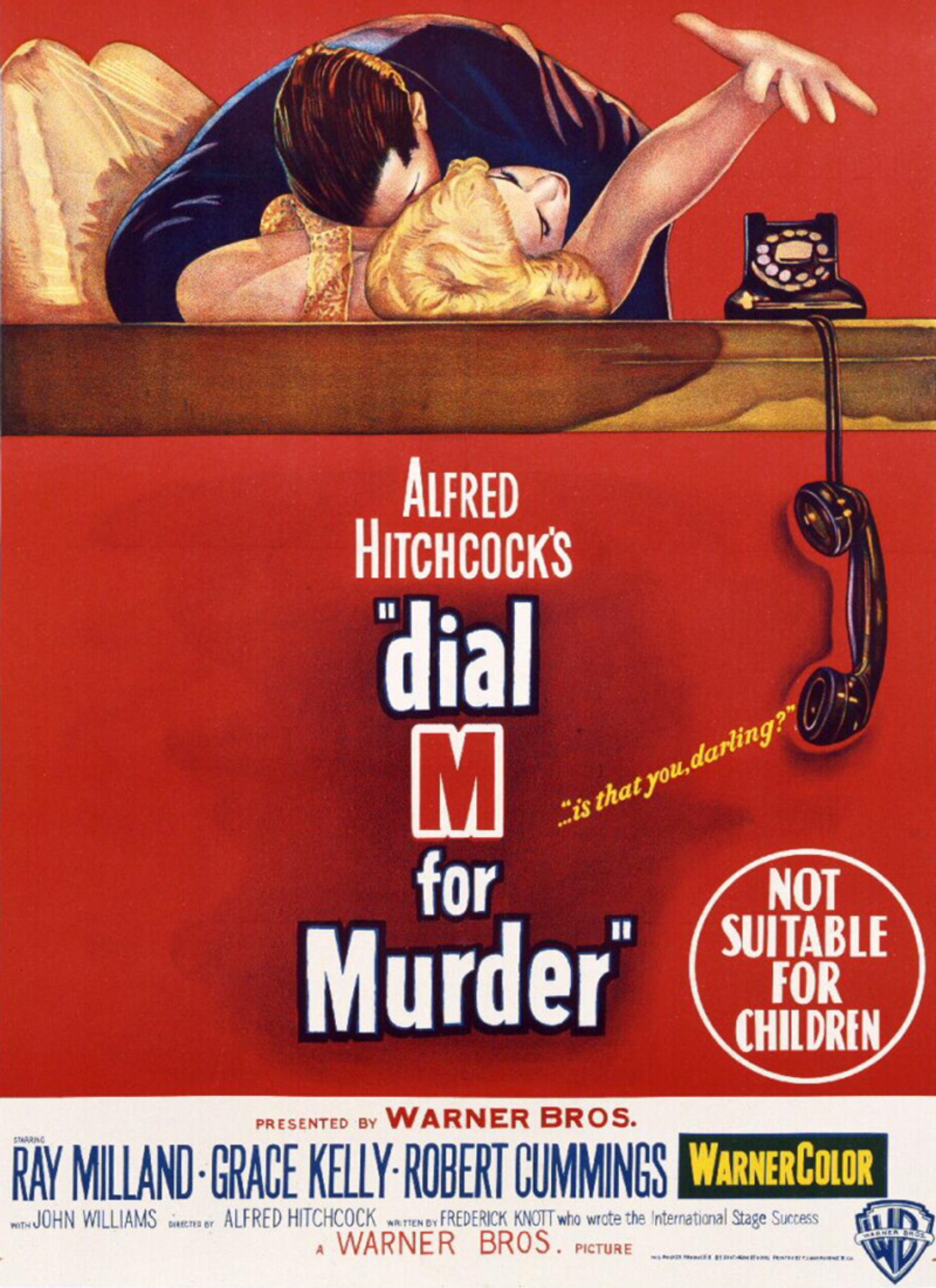 Dial M for Murder - Poster 1