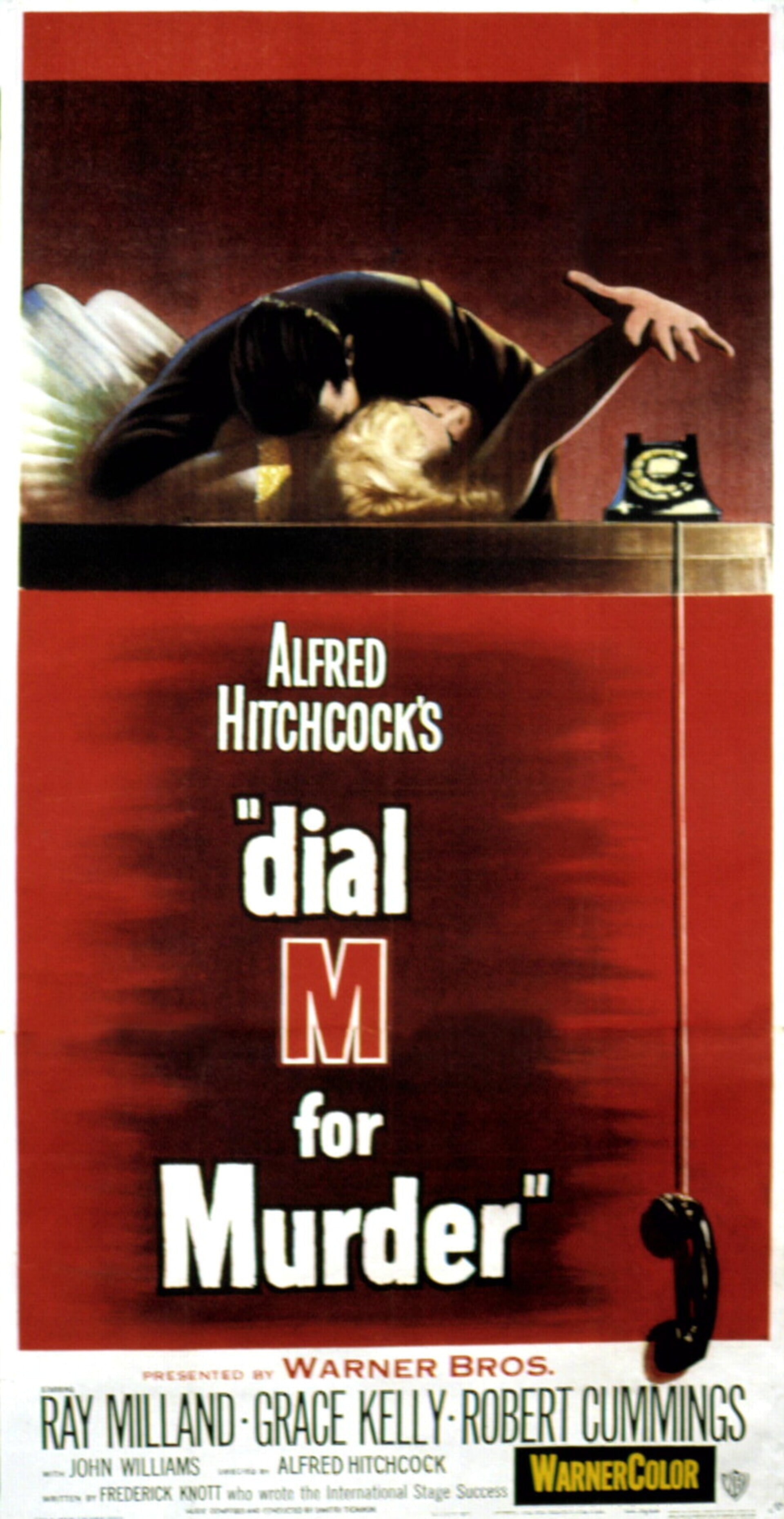 Dial M for Murder - Poster 3