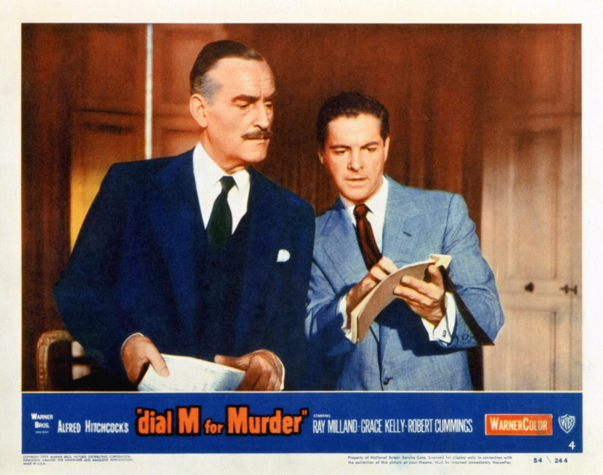 Dial M for Murder - Poster 4