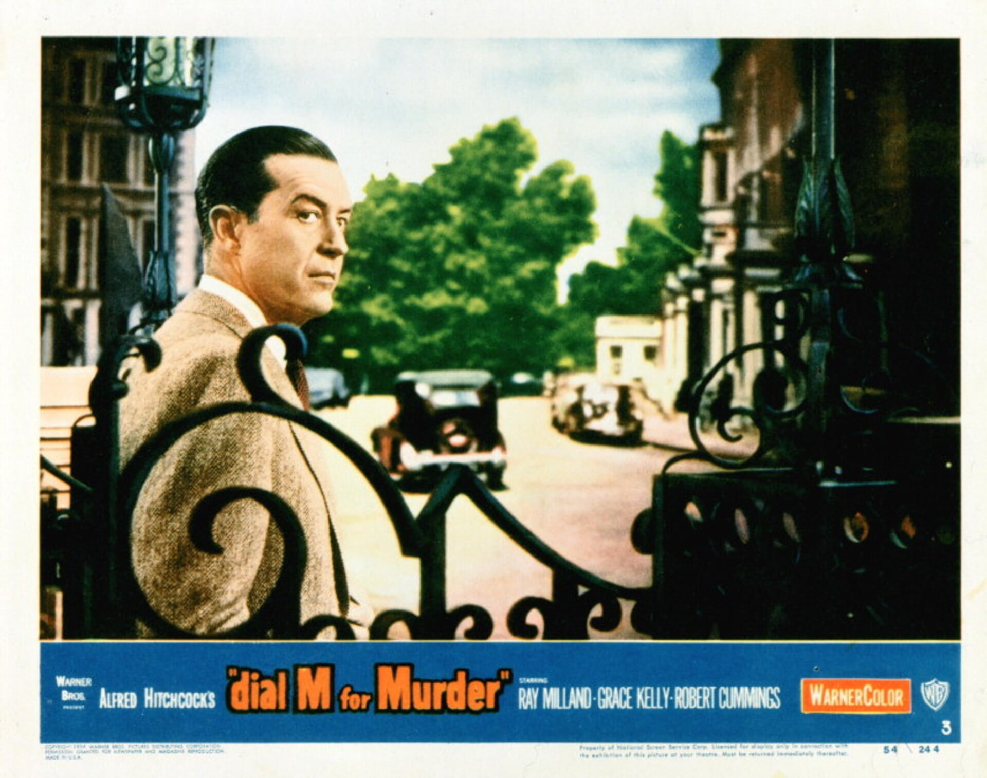 Dial M for Murder - Poster 6