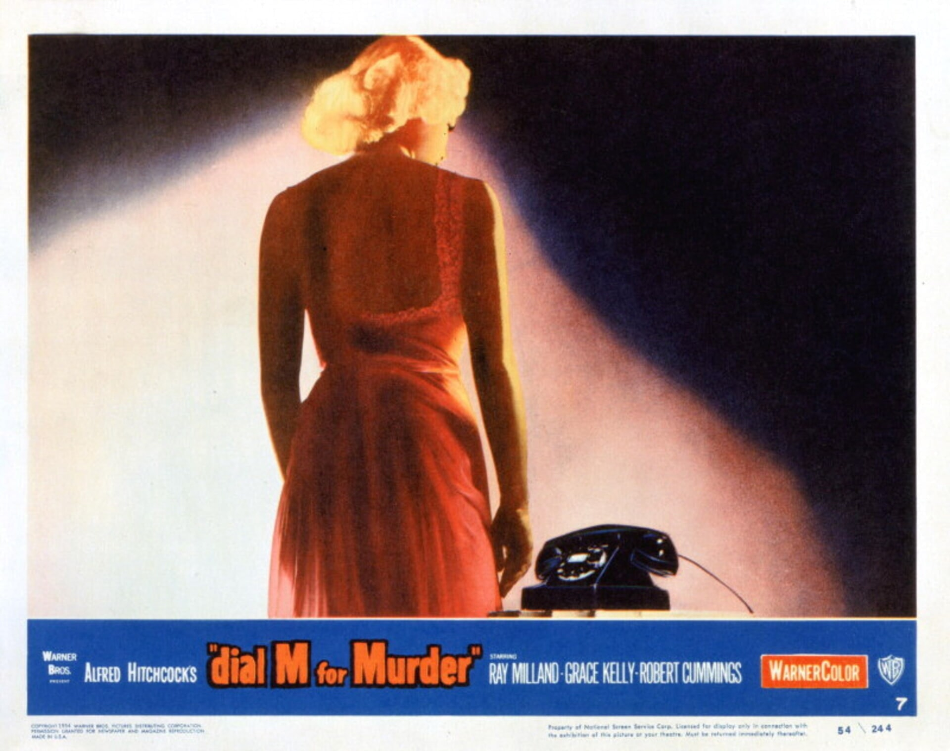 Dial M for Murder - Poster 7