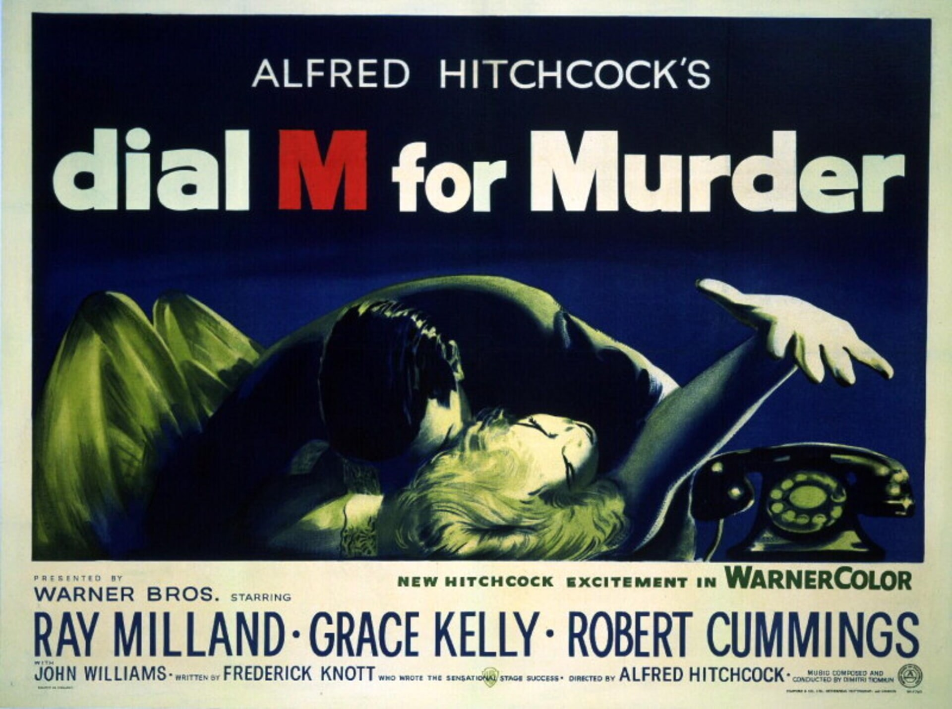 Dial M for Murder - Poster 8