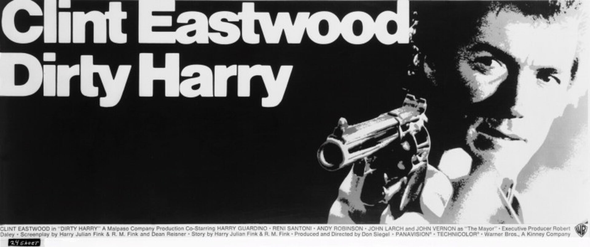 Dirty Harry - Poster 4