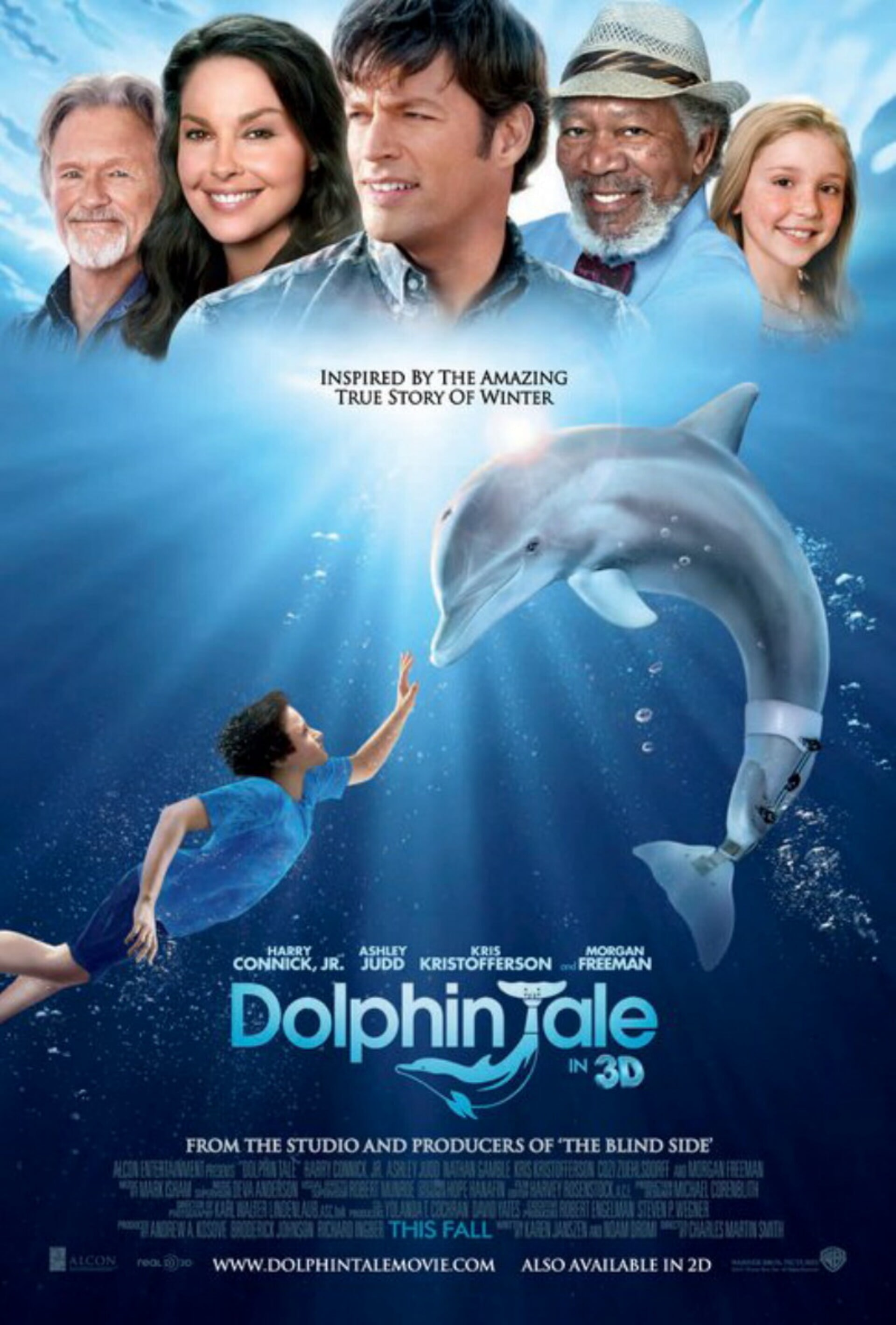 Dolphin Tale - Poster 1