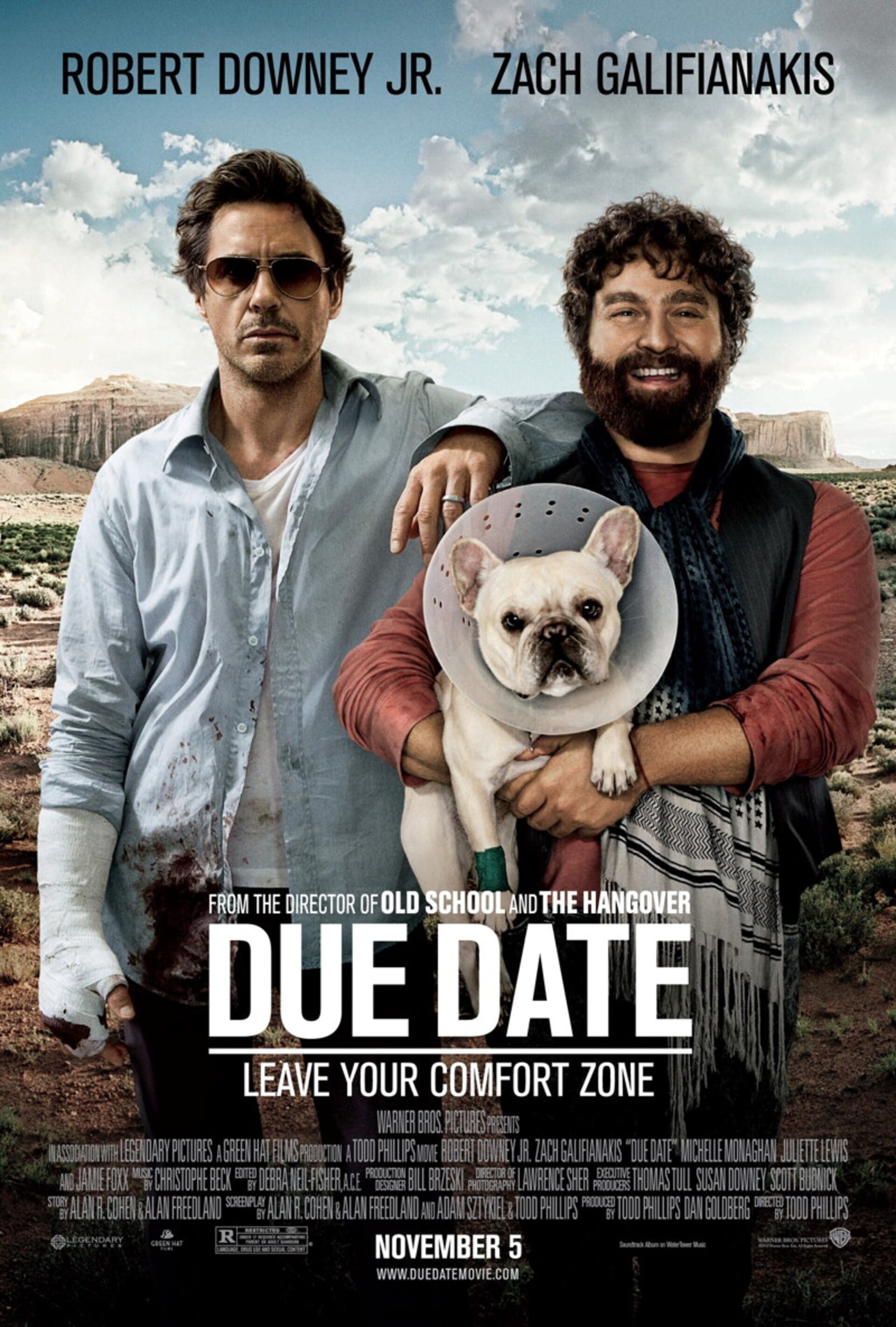 Due Date - Poster 1