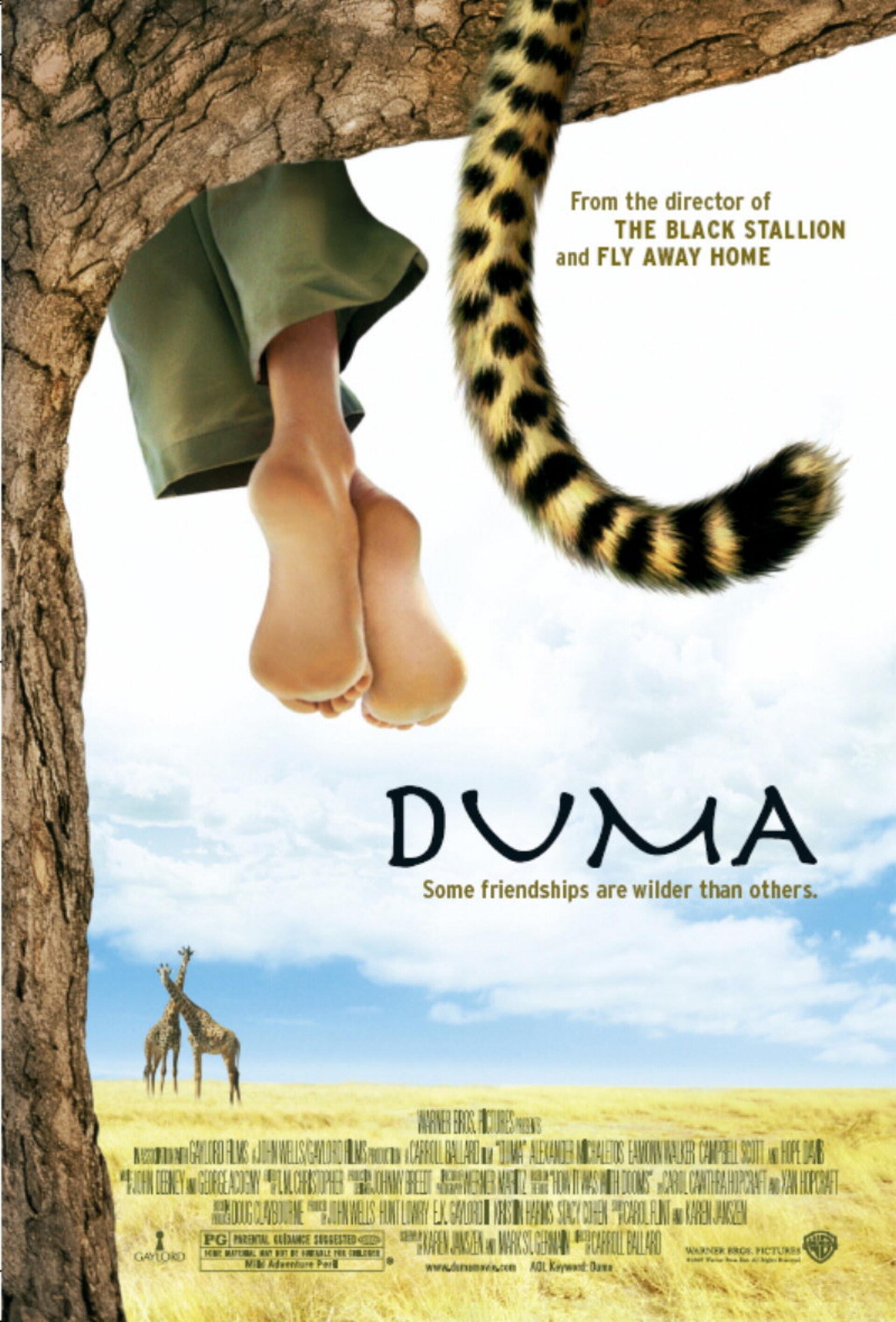 Duma - Poster 1