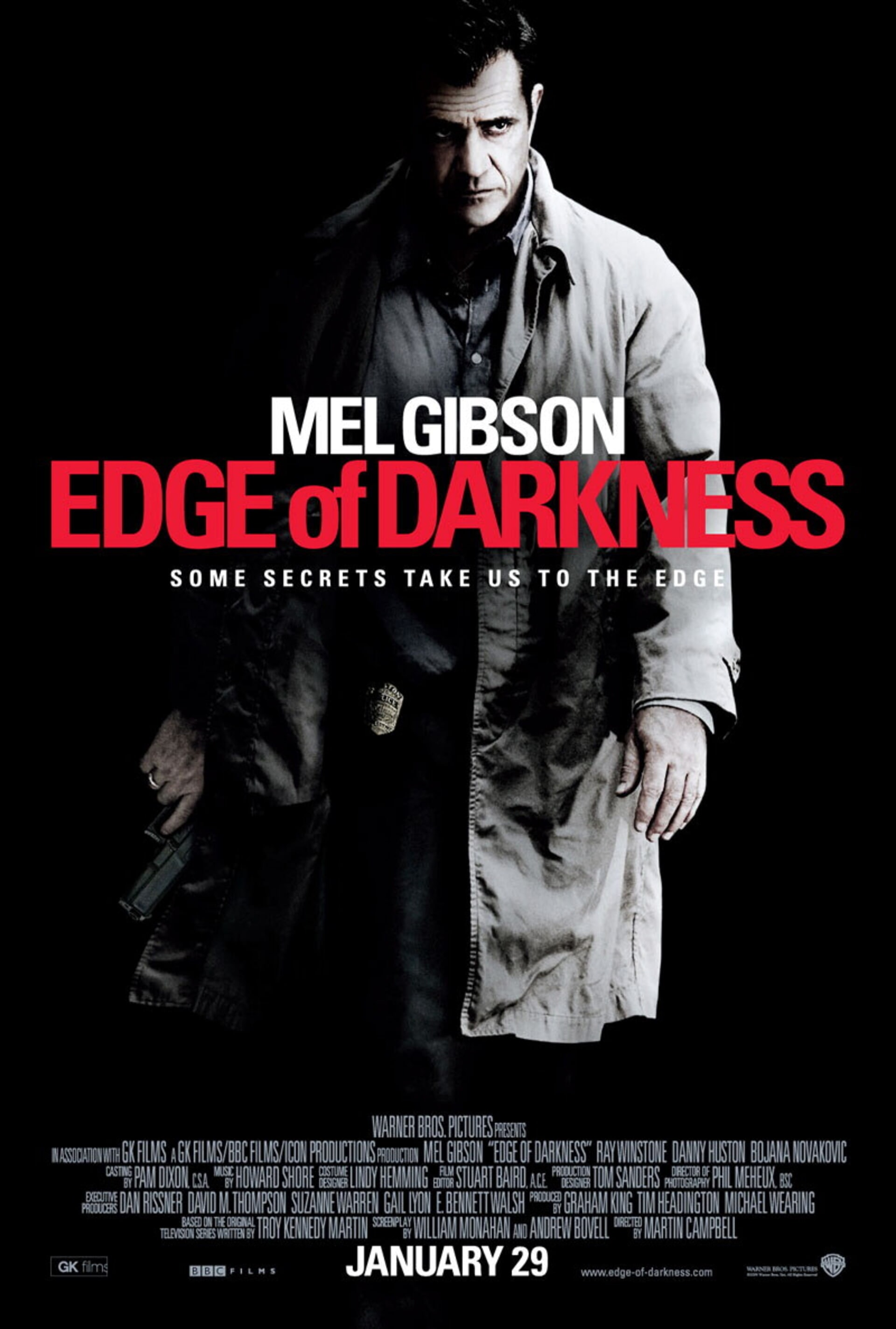 Edge of Darkness - Poster 1