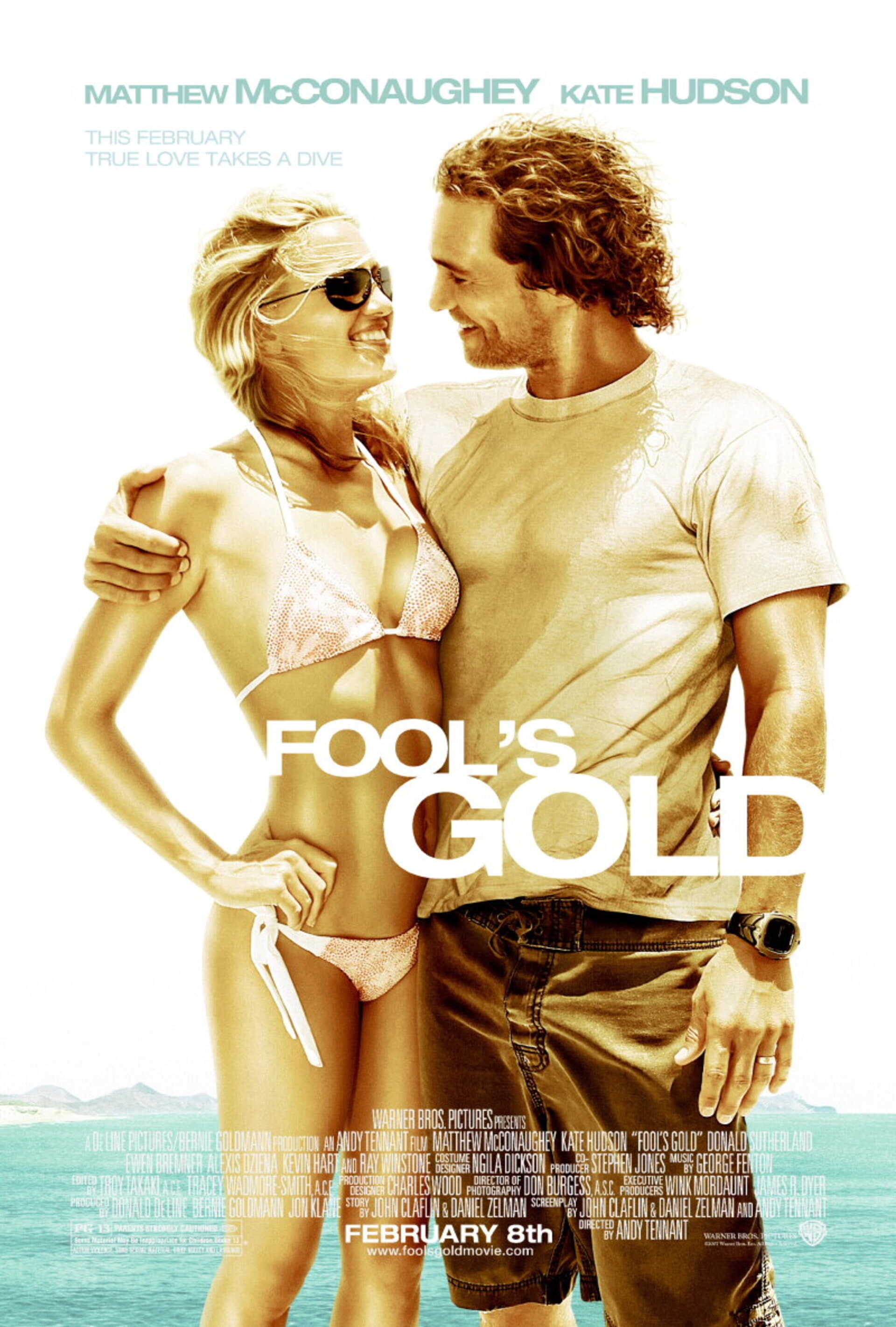 Fool's Gold - Poster 1