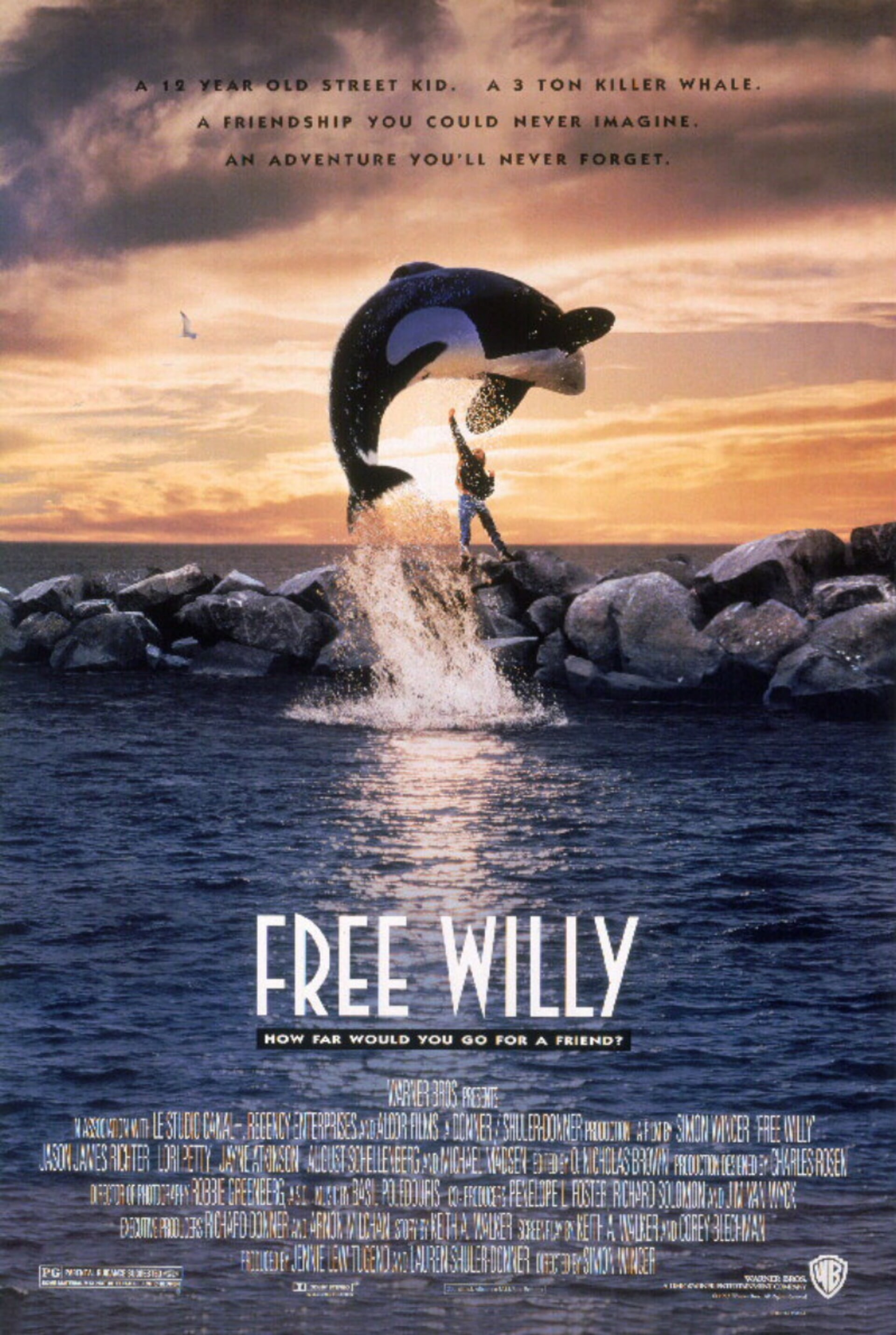 Free Willy - Poster 1