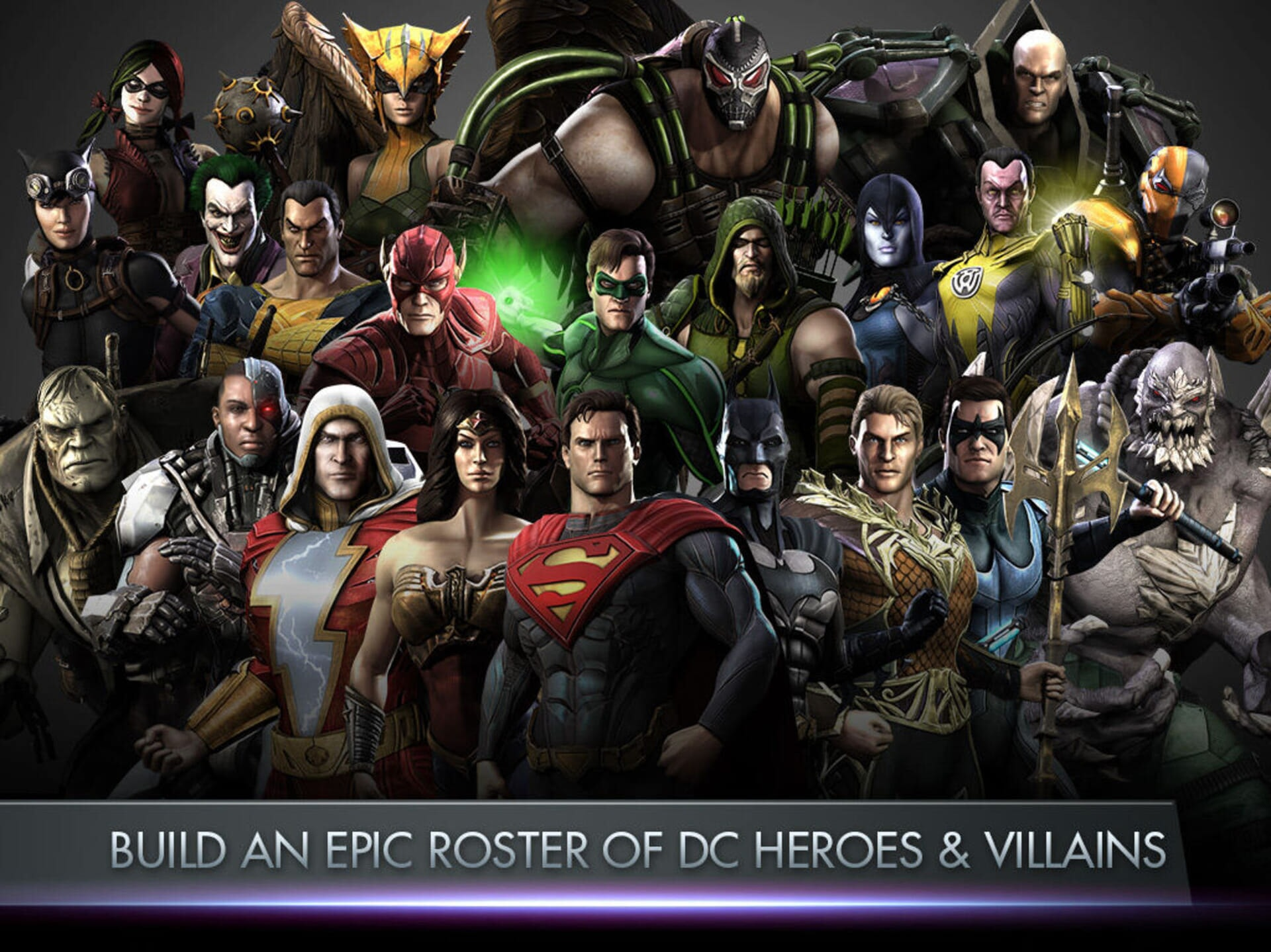 WarnerBros com | Injustice: Gods Among Us | Games and Apps