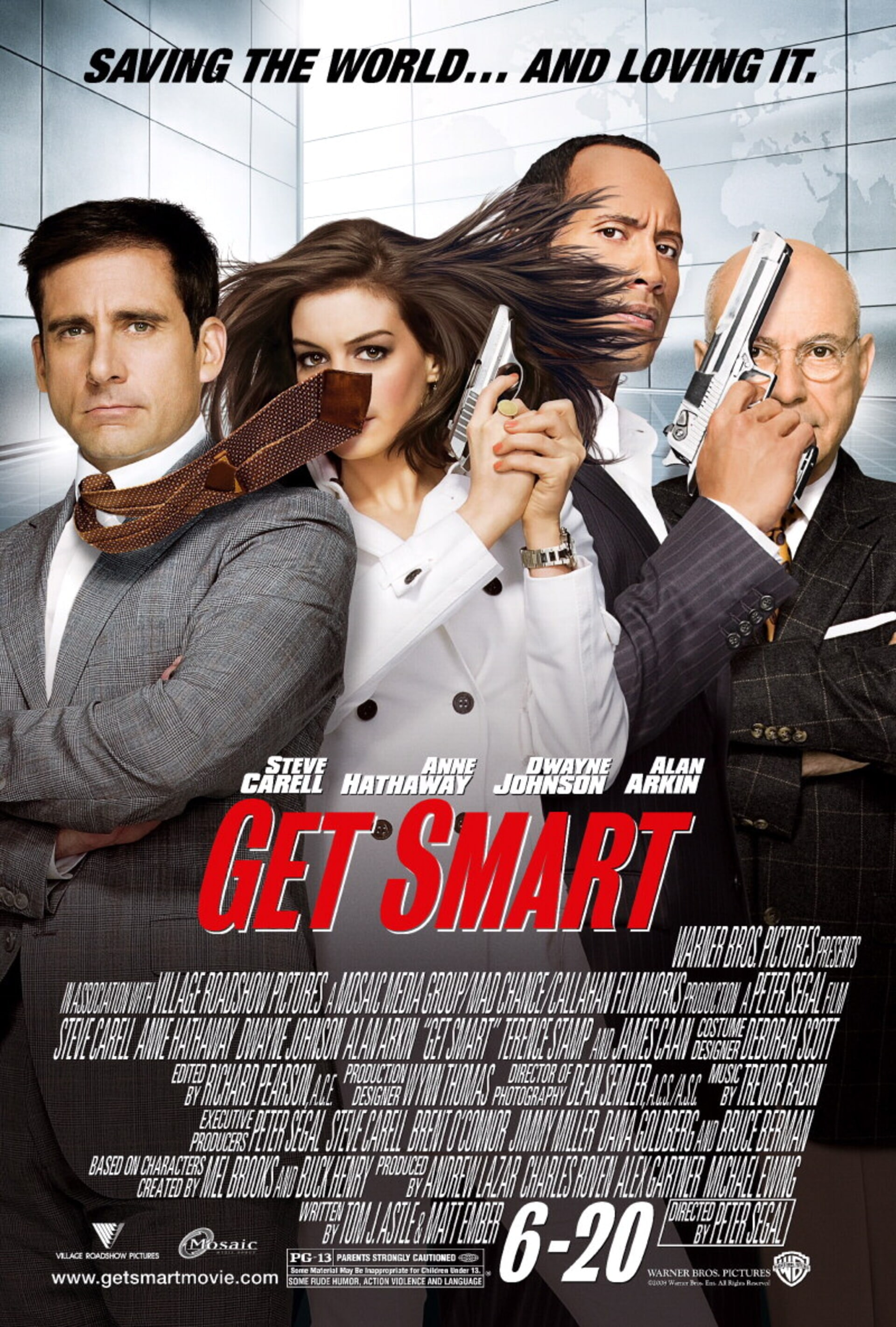 Get Smart - Poster 2
