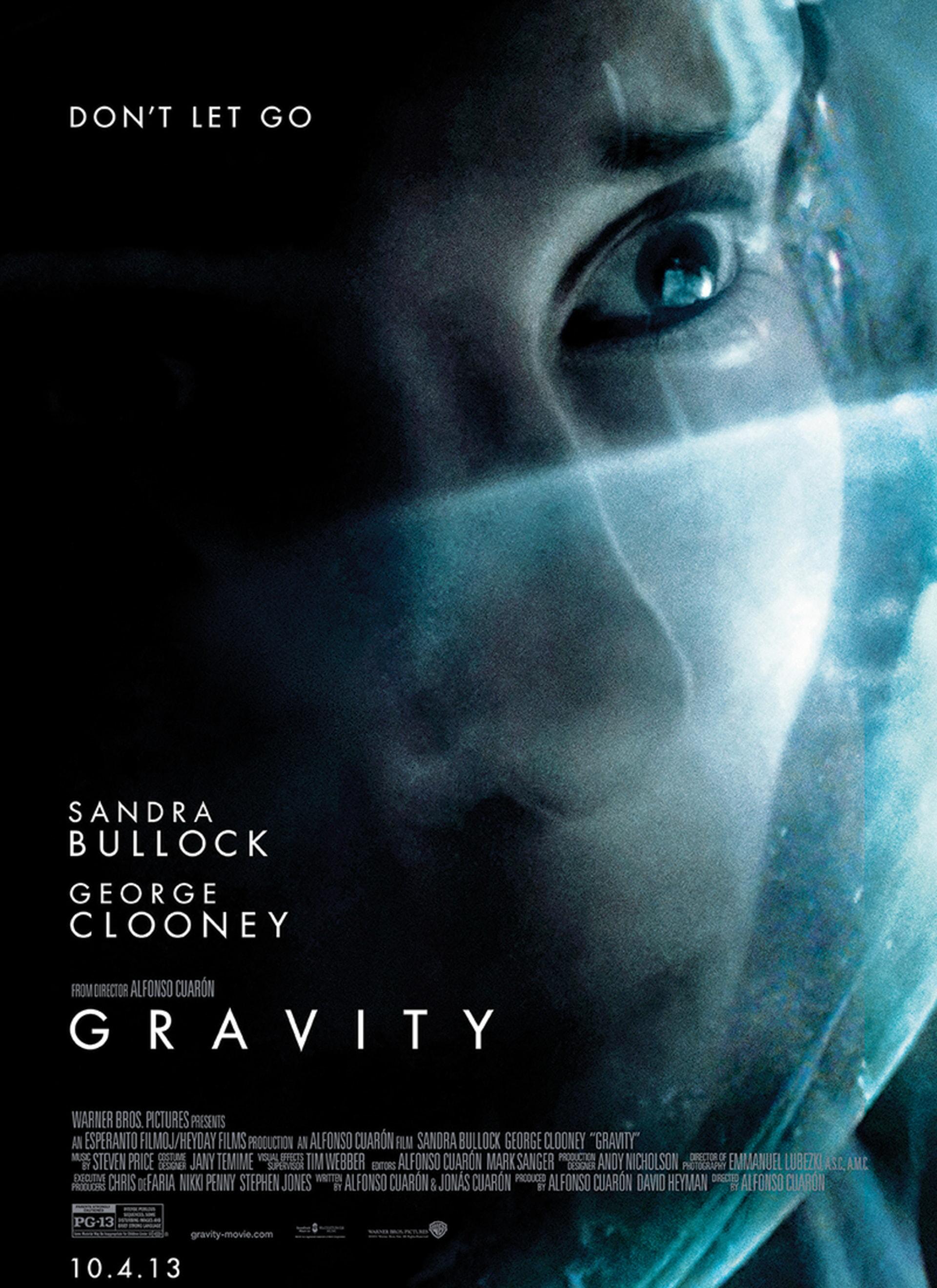 Gravity - Poster 1